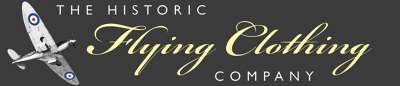 Logo for The Historic Flying Clothing Company
