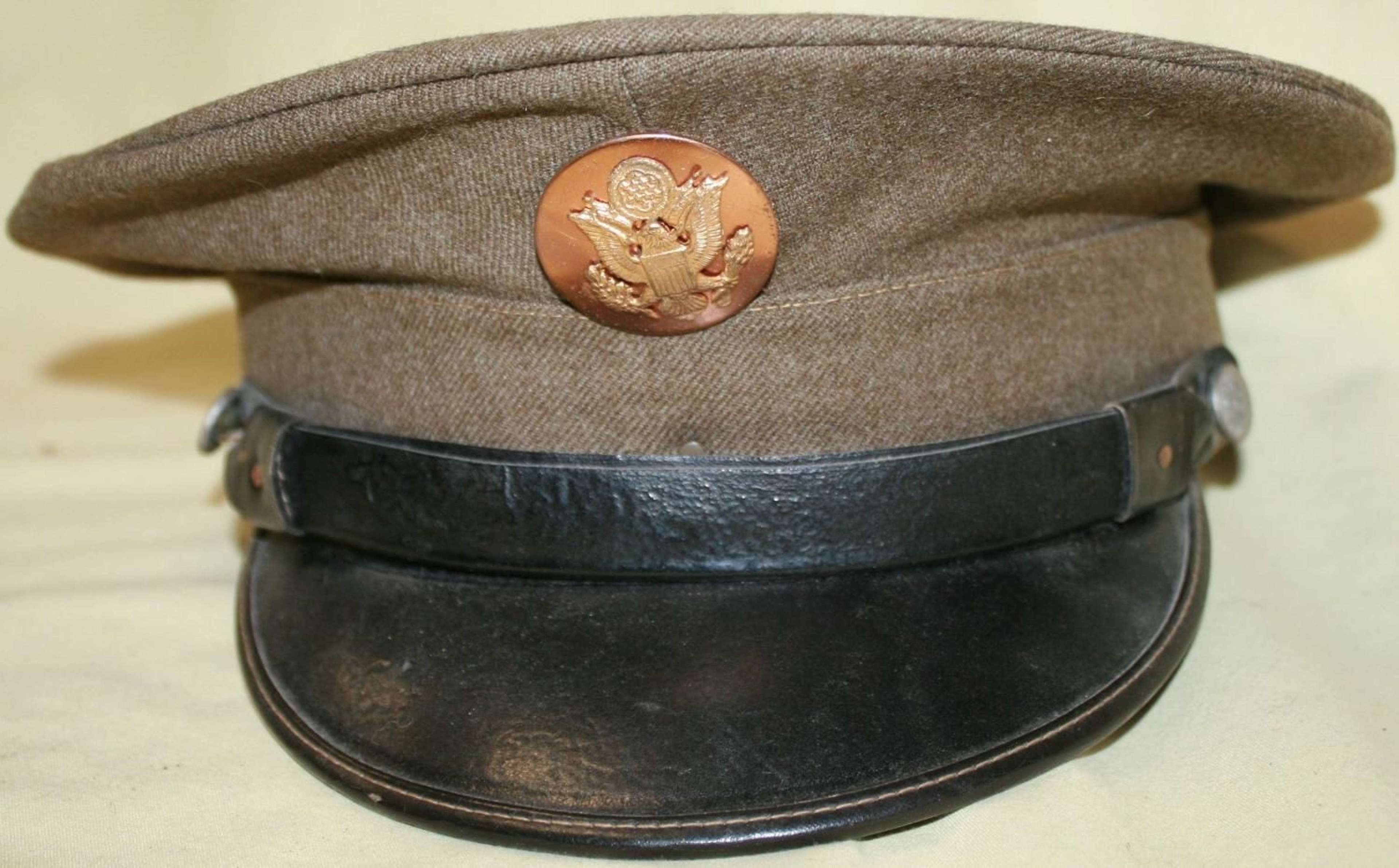 A PRE / EARLY WAR US ARMY CAP