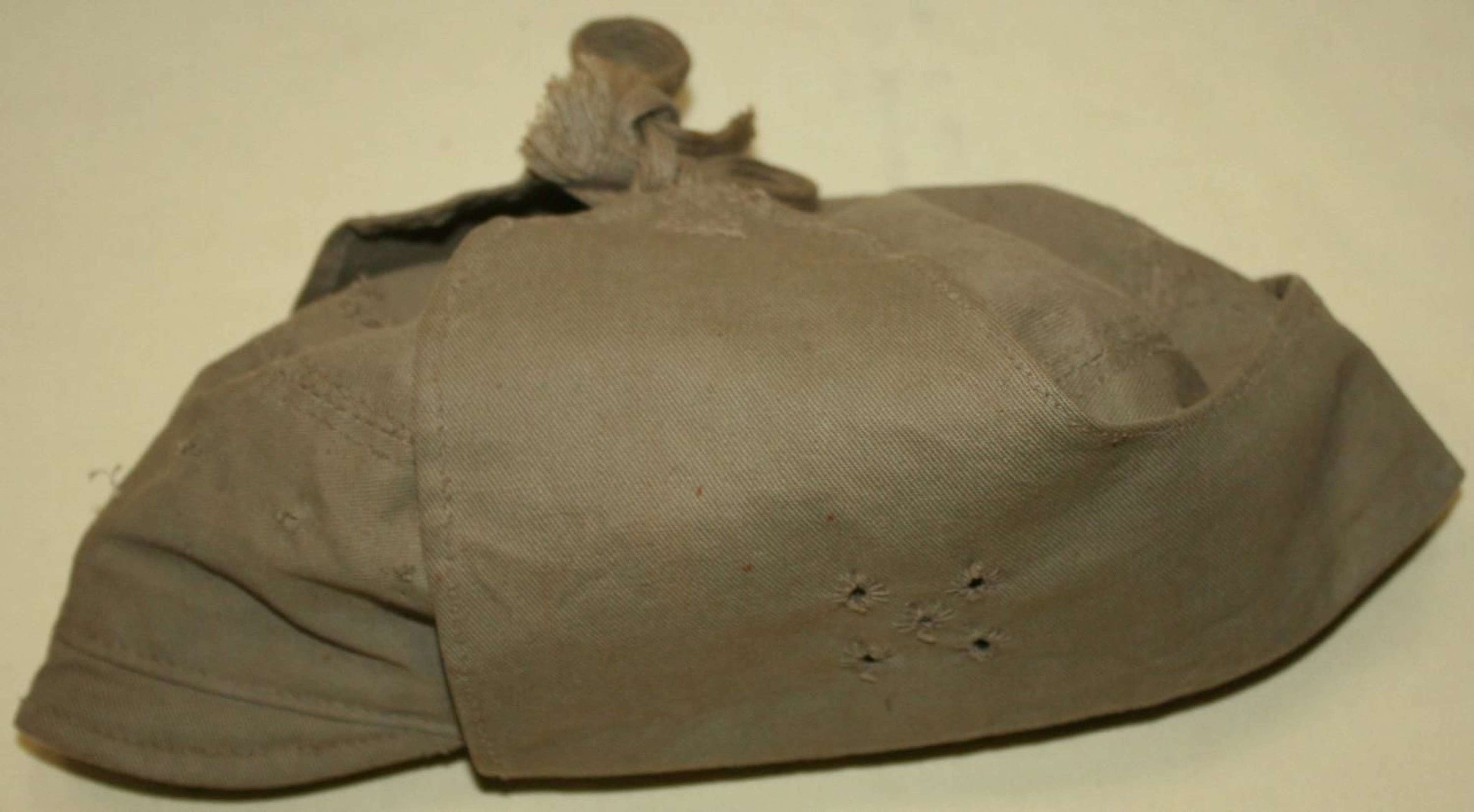 A WWII JAPANESE ARMY LADIES CAP