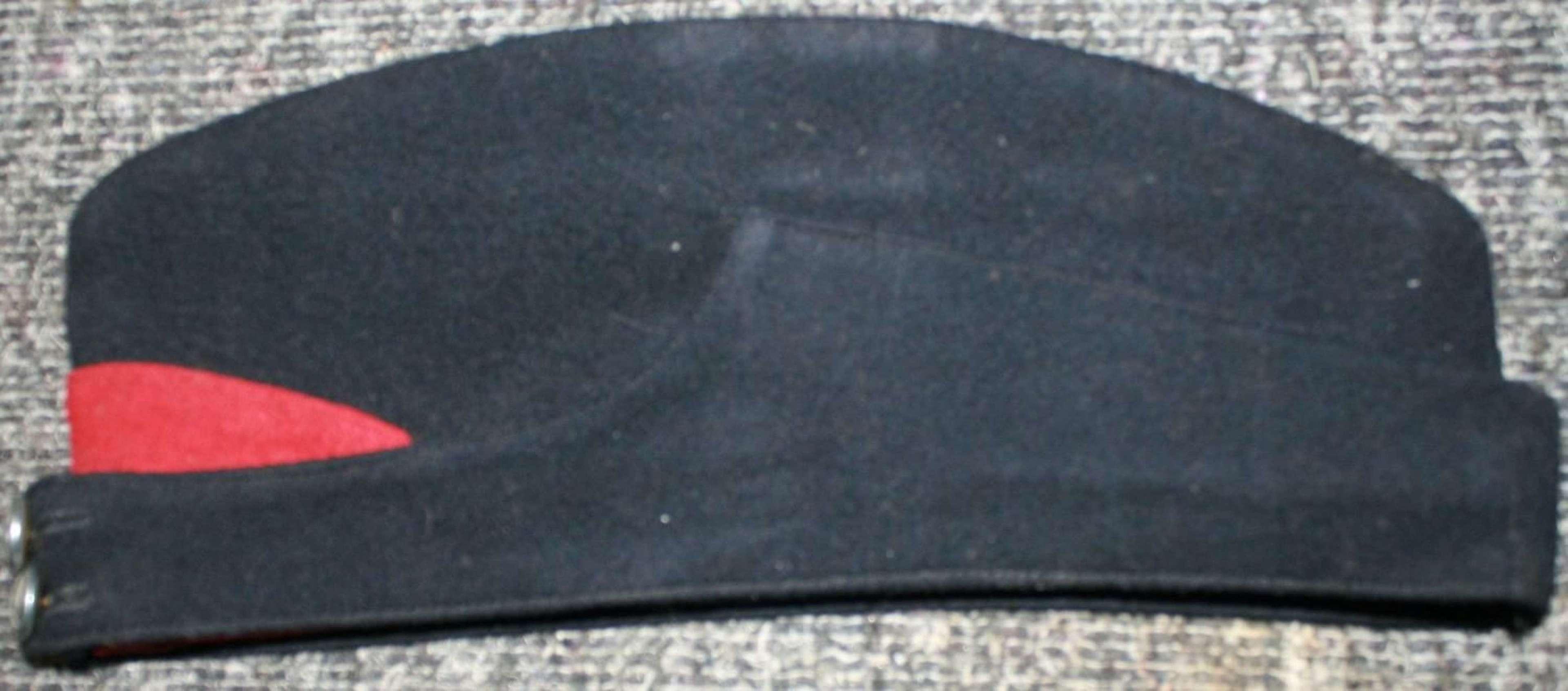 A WWII PERIOD AFS SIDE CAP
