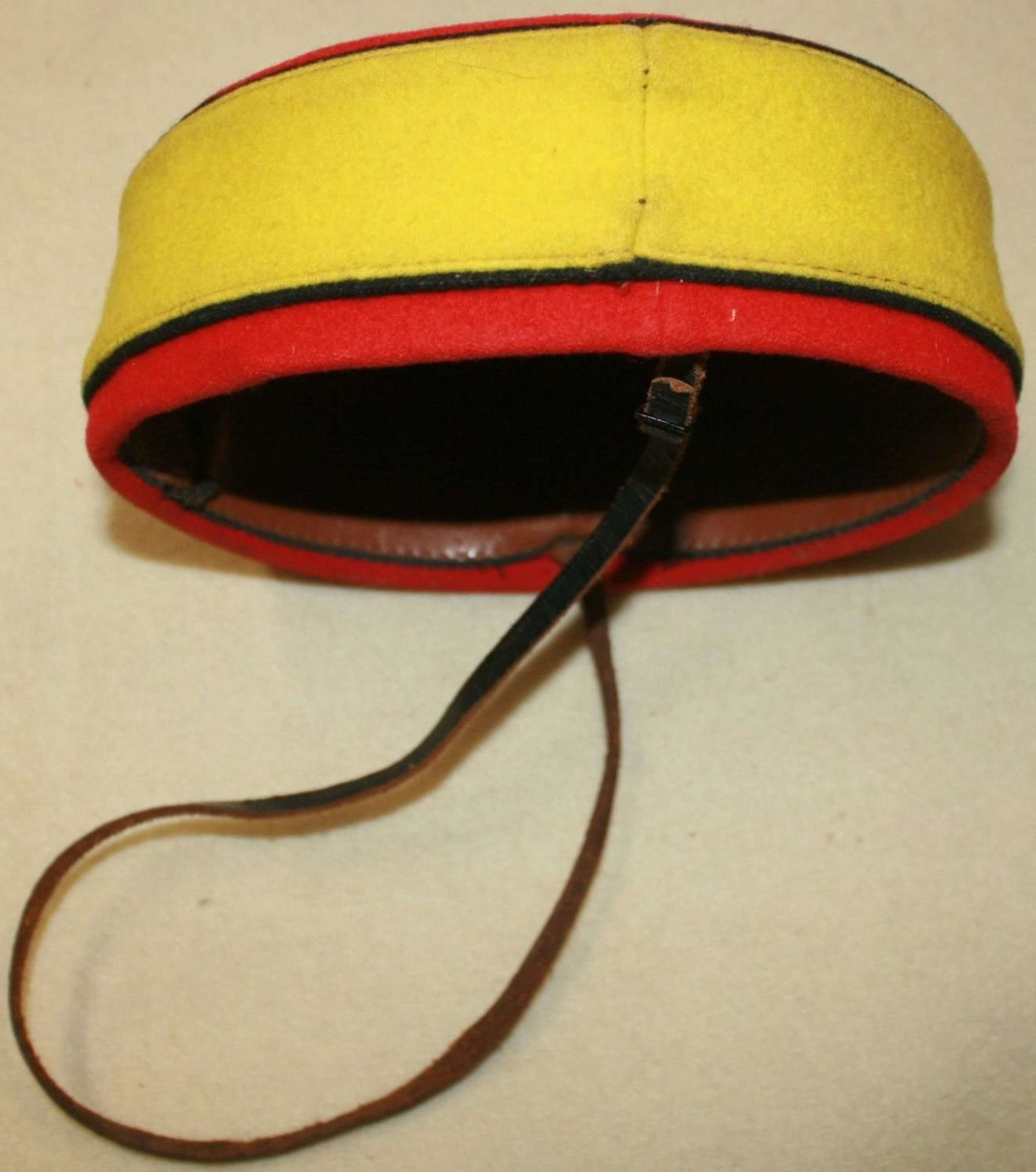 PILL BOX CAP