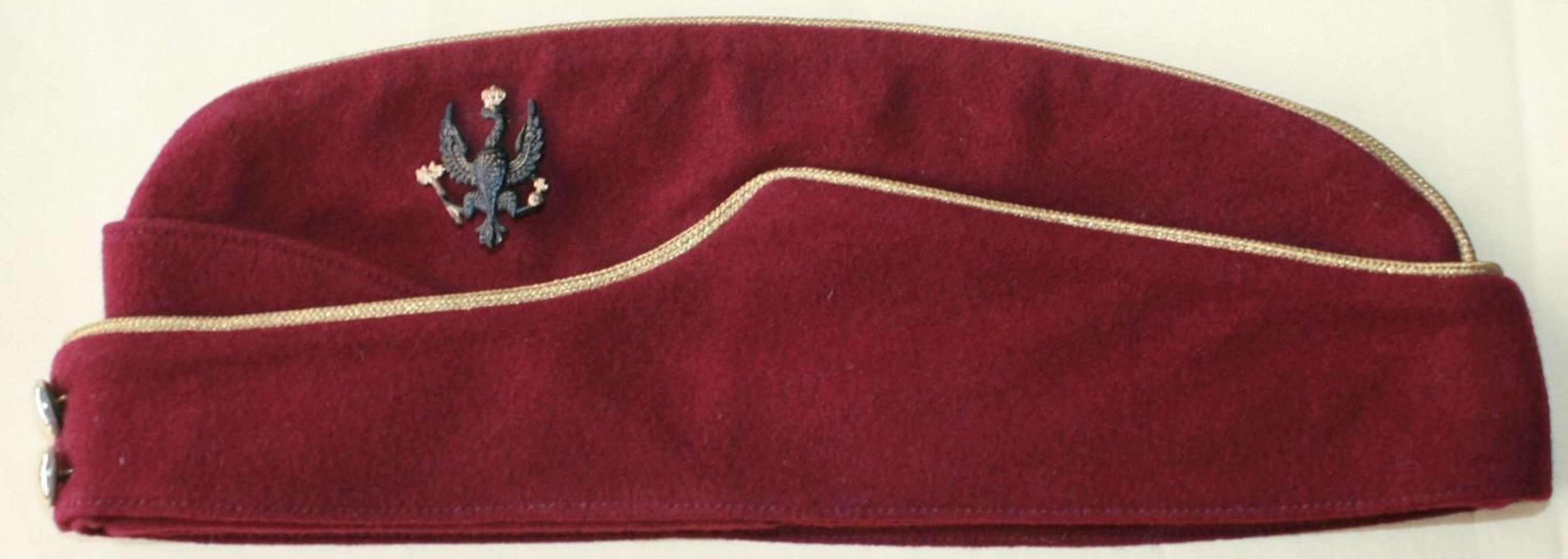 A 14 / 20 TH HUSSARS SIDE CAP