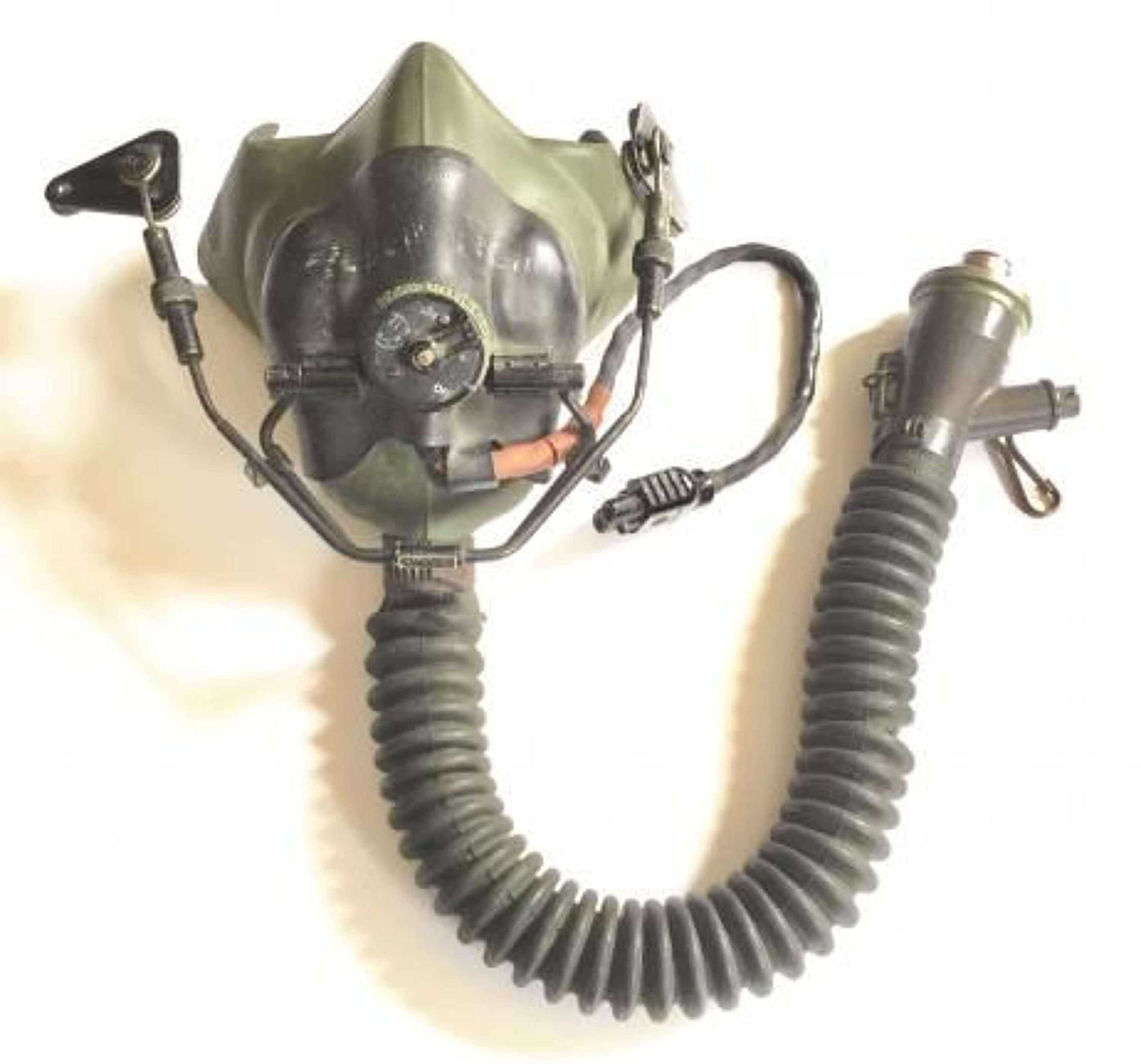 RAF Cold War Type A-13A Oxygen Mask