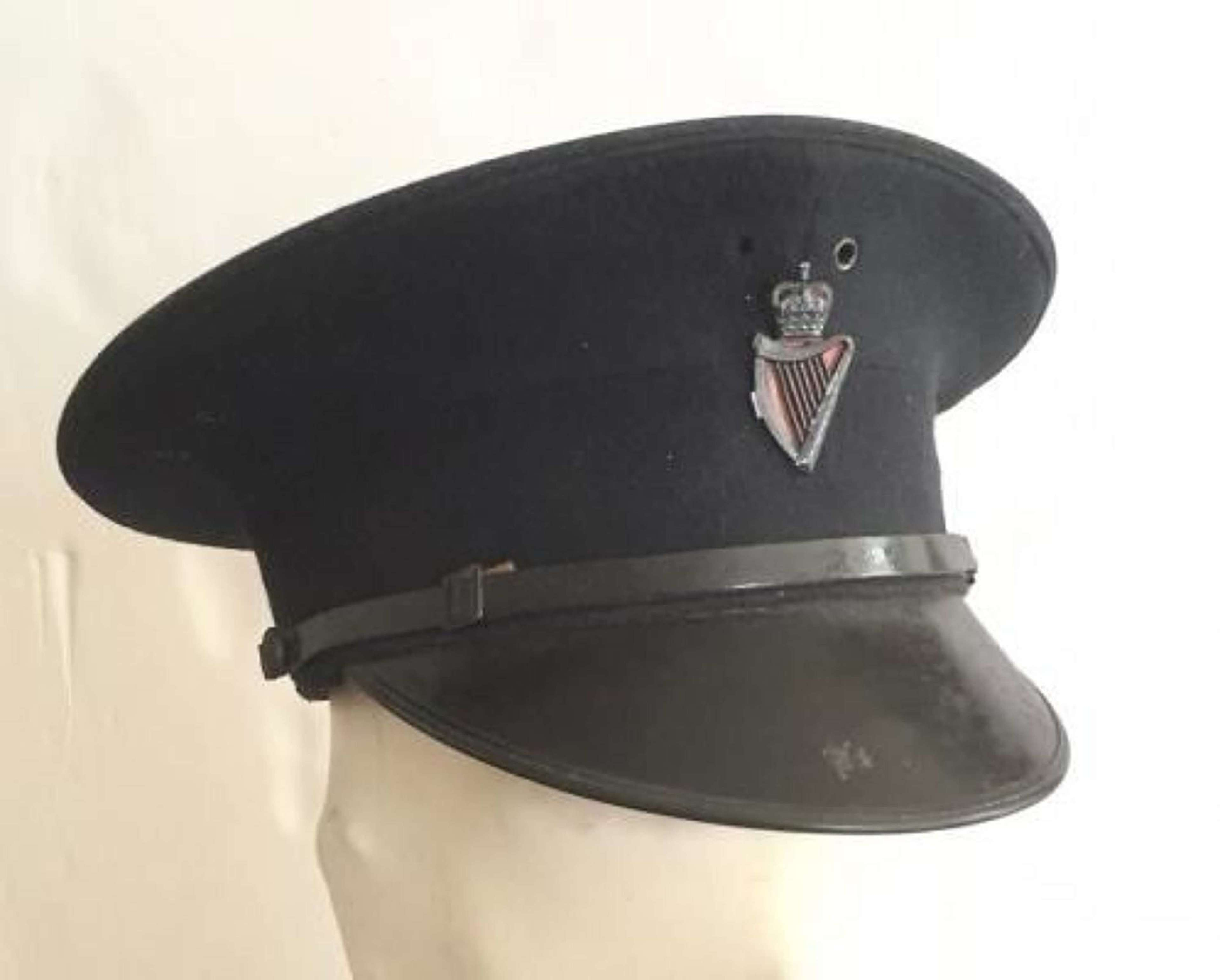 Royal Ulster Constabulary 1960's Period Cap.