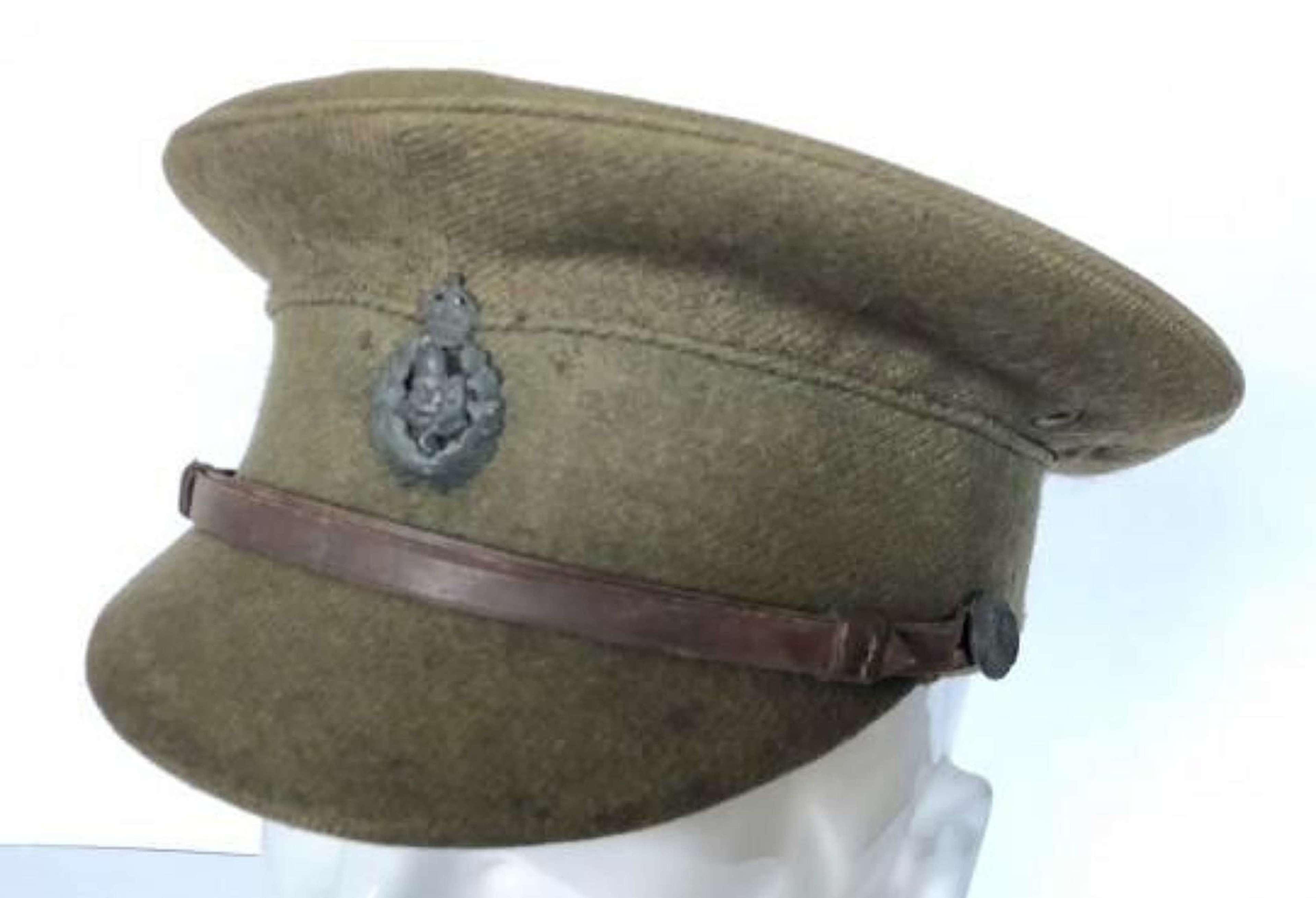 Worcestershire Imperial Yeomanry Boer War / Pre Great War Cap