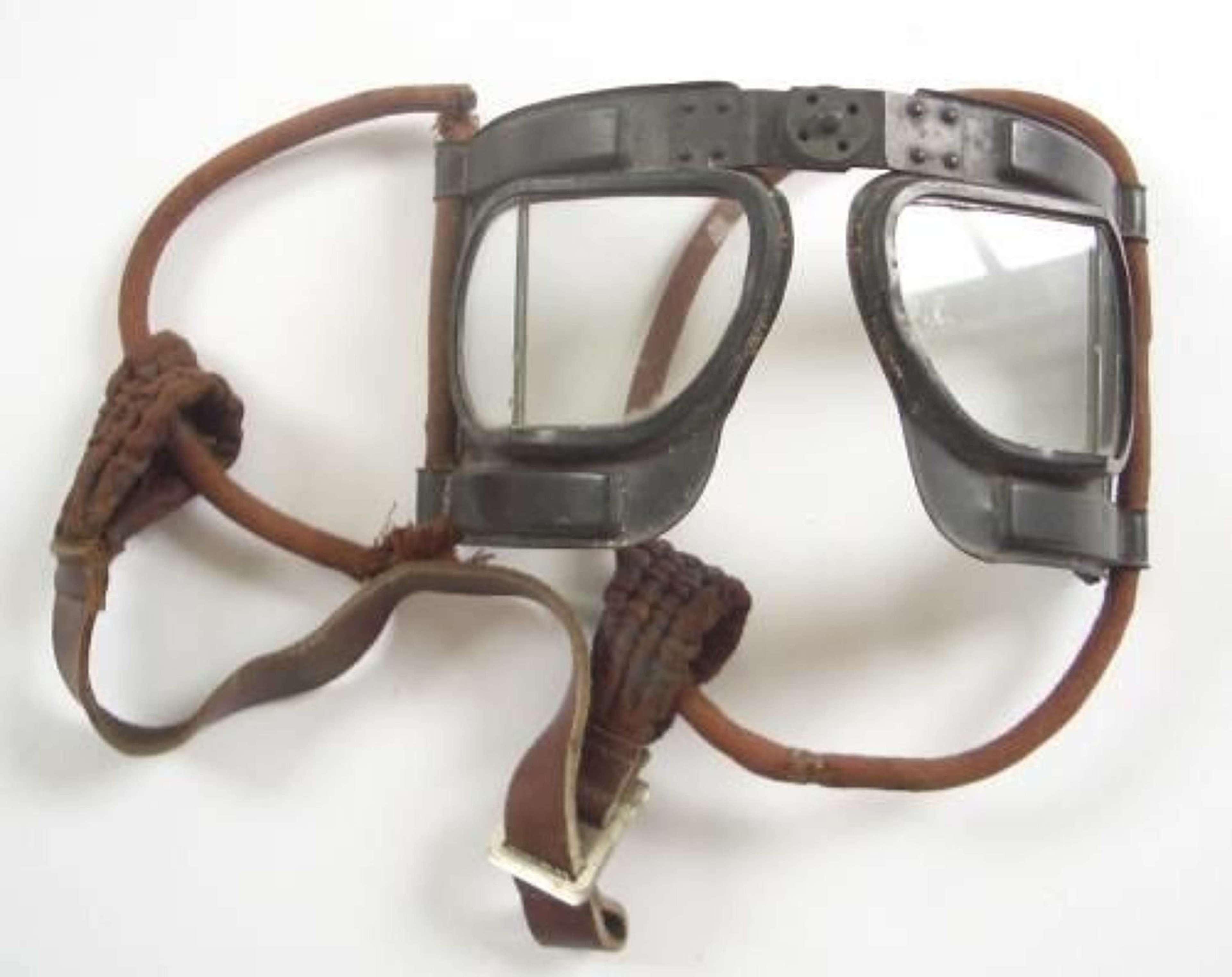 WW2 RAF MKIVB Flying Goggles