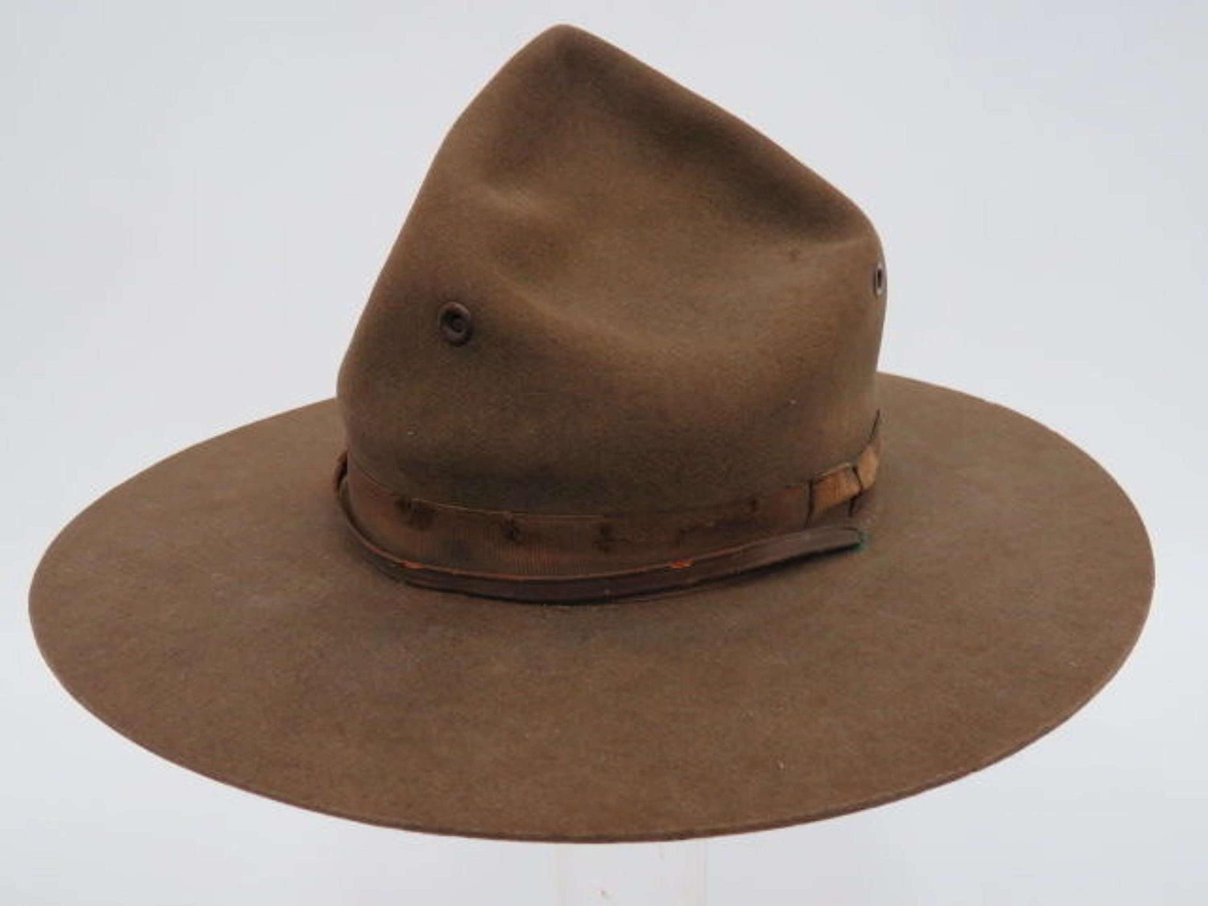 American lemon Squeezer Campaign Hat