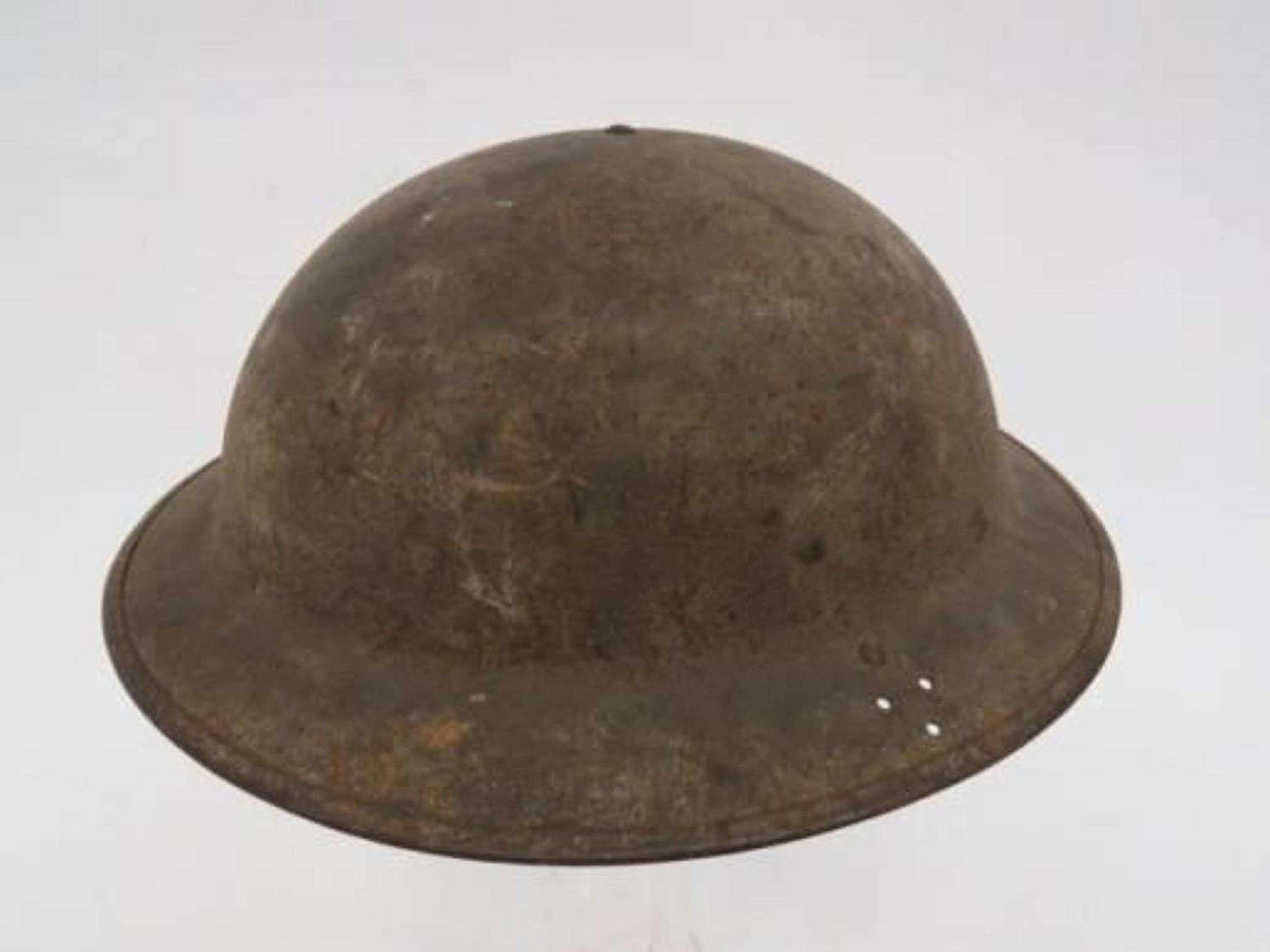 1940 Dated Home Guard MKII Helmet