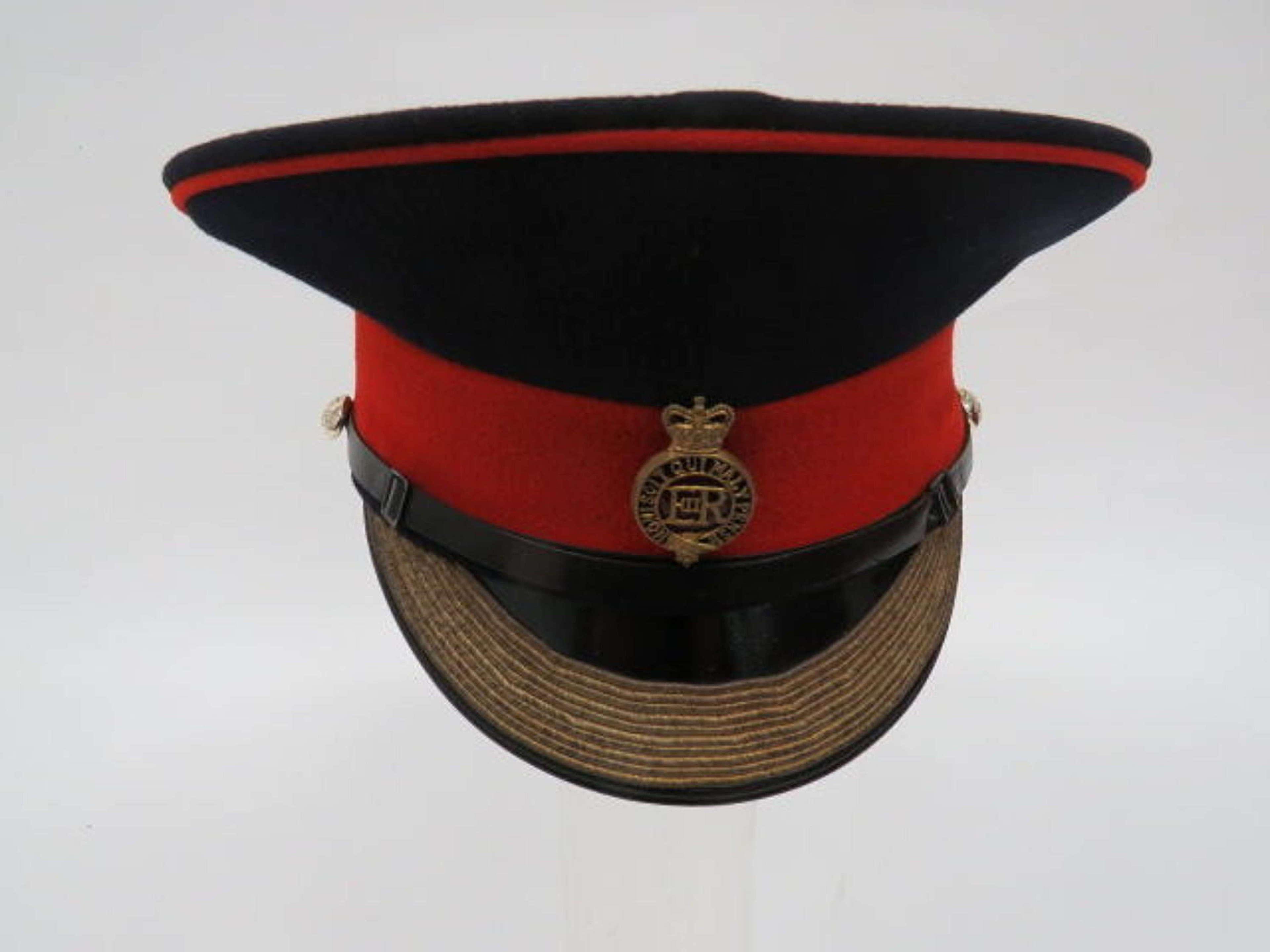 Current Royal Horse Guards Senior N.C.Os Dress Cap