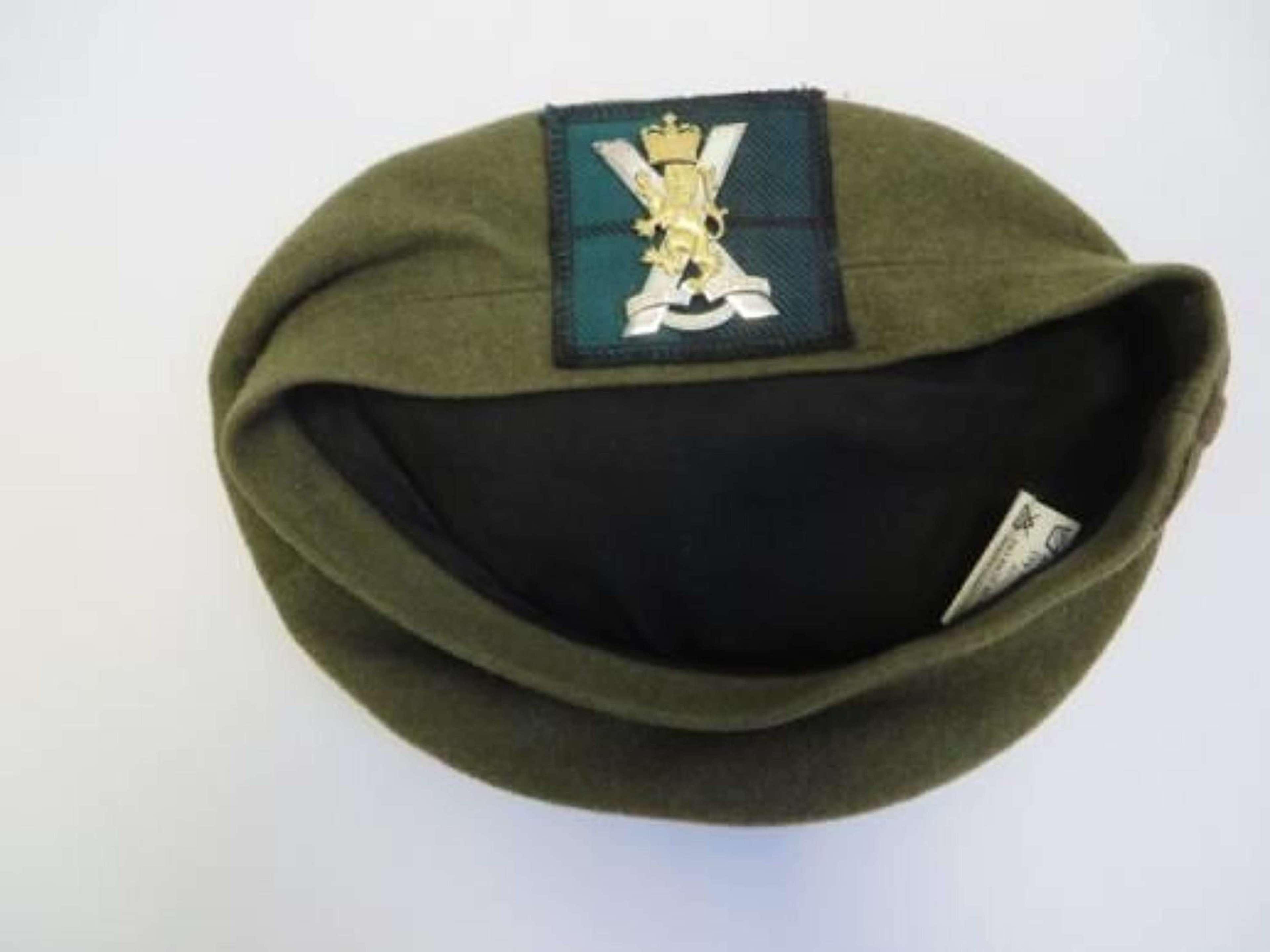 Royal Regiment of Scotland Tam O Shanter