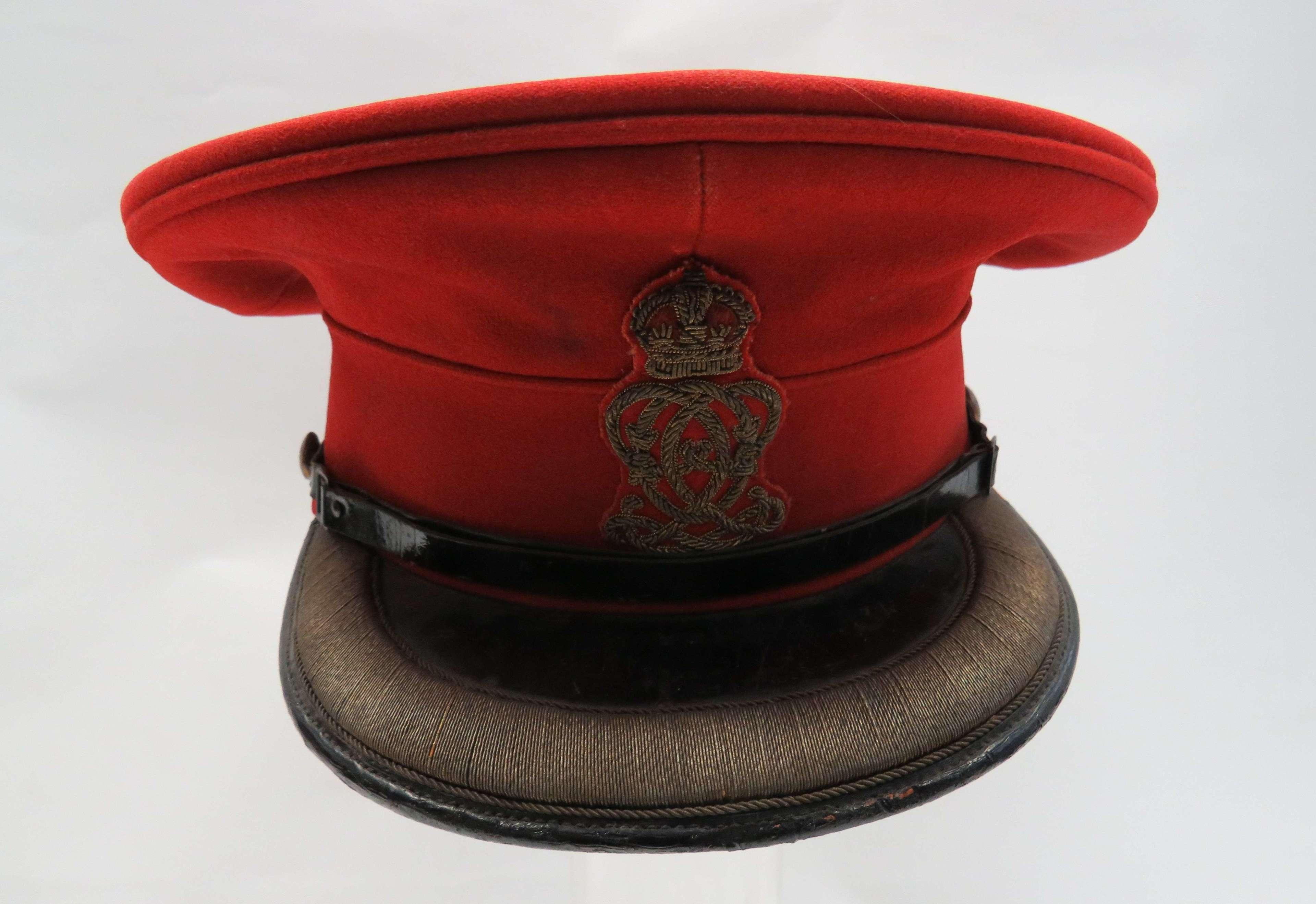 7th Hussars Field Officers Dress Cap