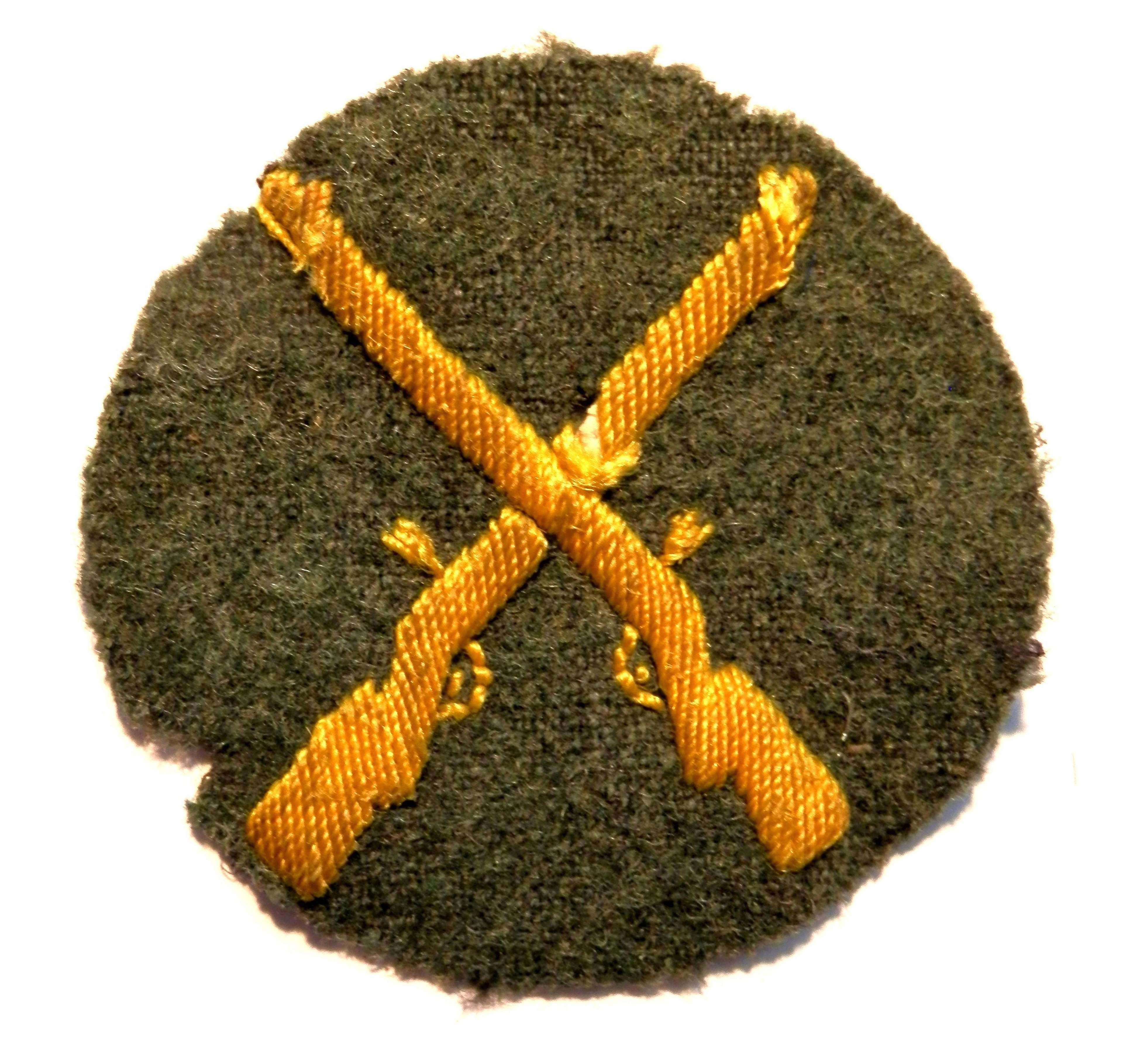 Wehrmacht Weapons Maintenance Trade Sleeve Badge.