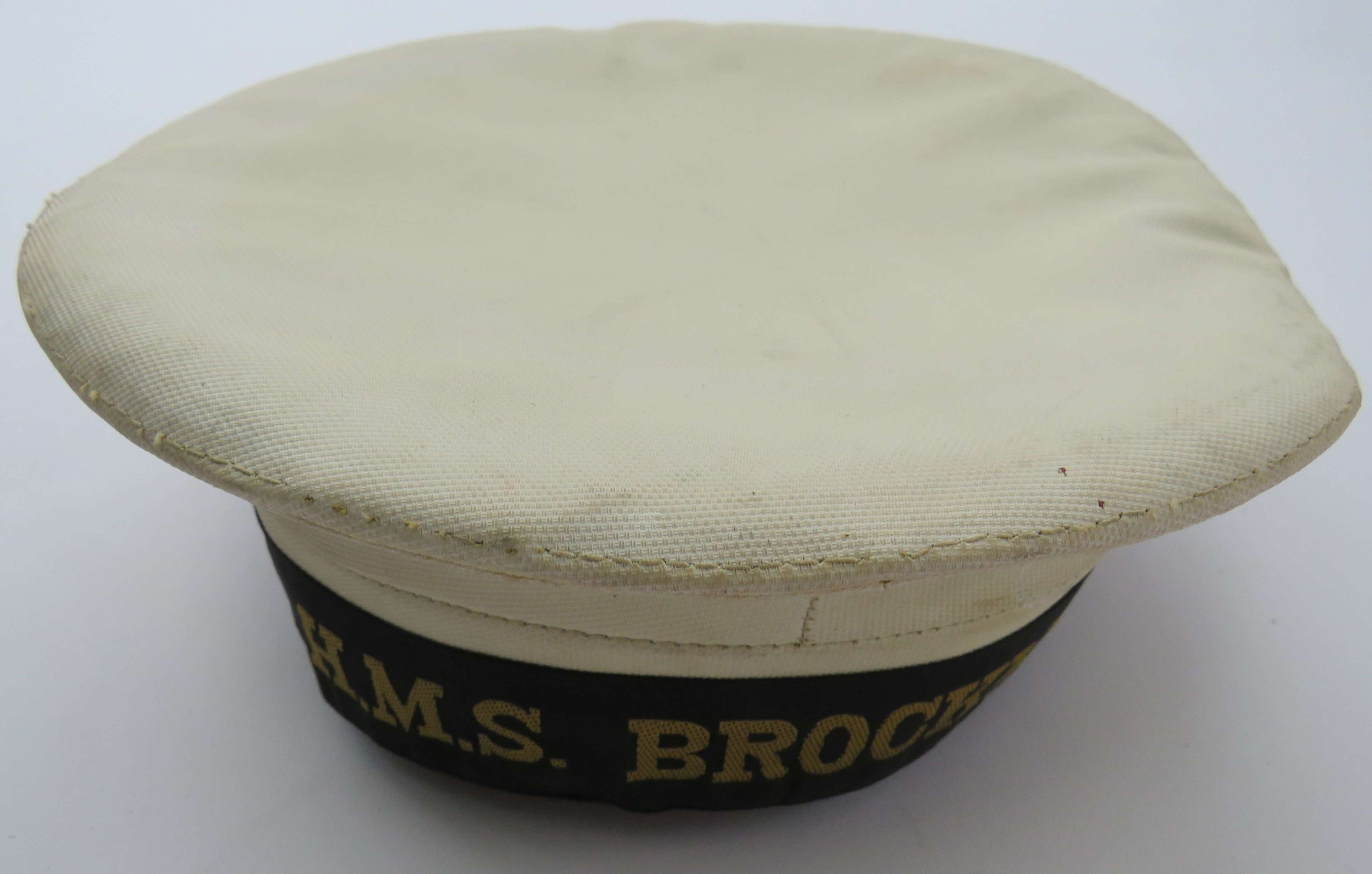 Post War Royal Navy Sailors Hat