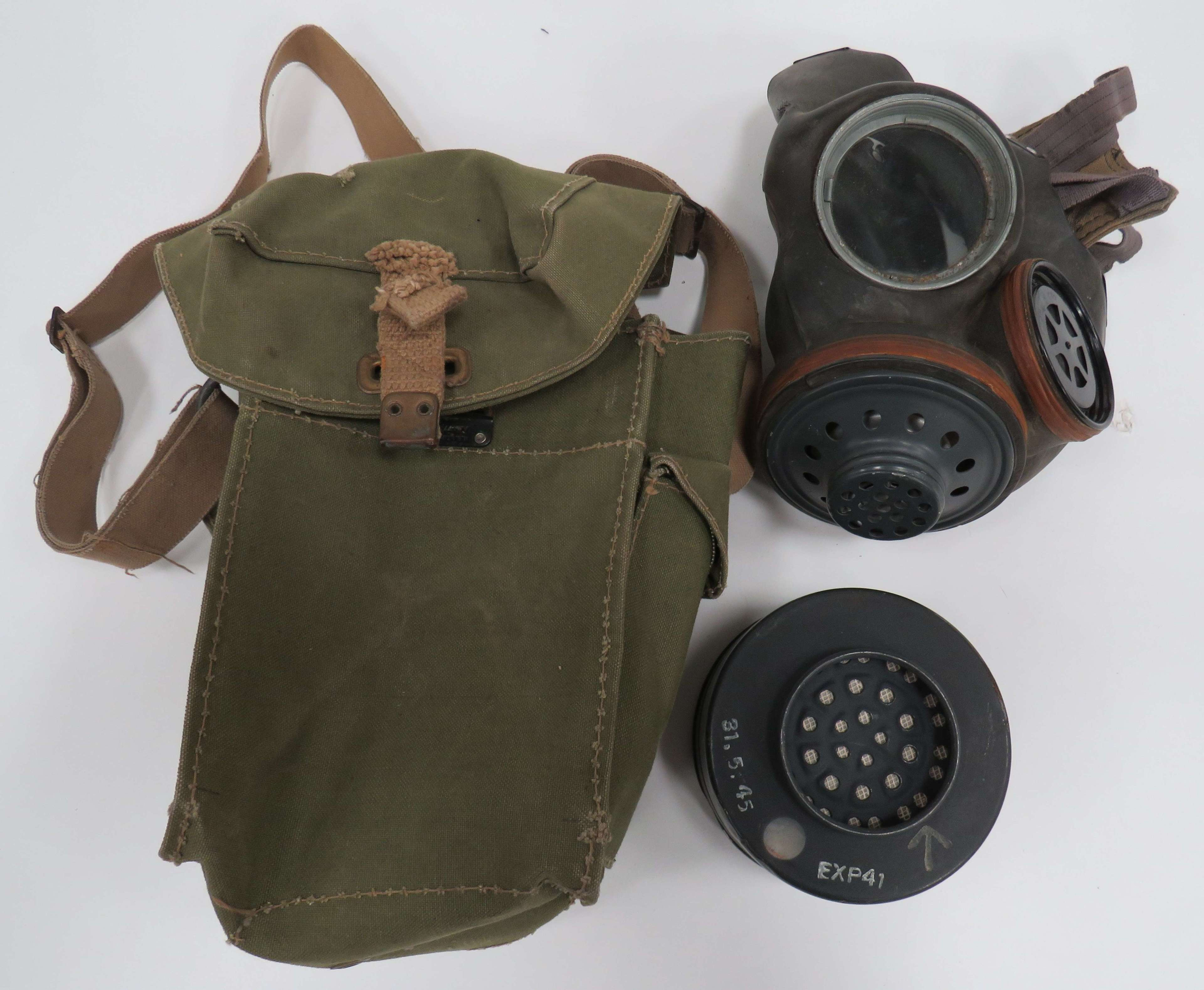 WW 2 Light Pattern Airborne Respirator