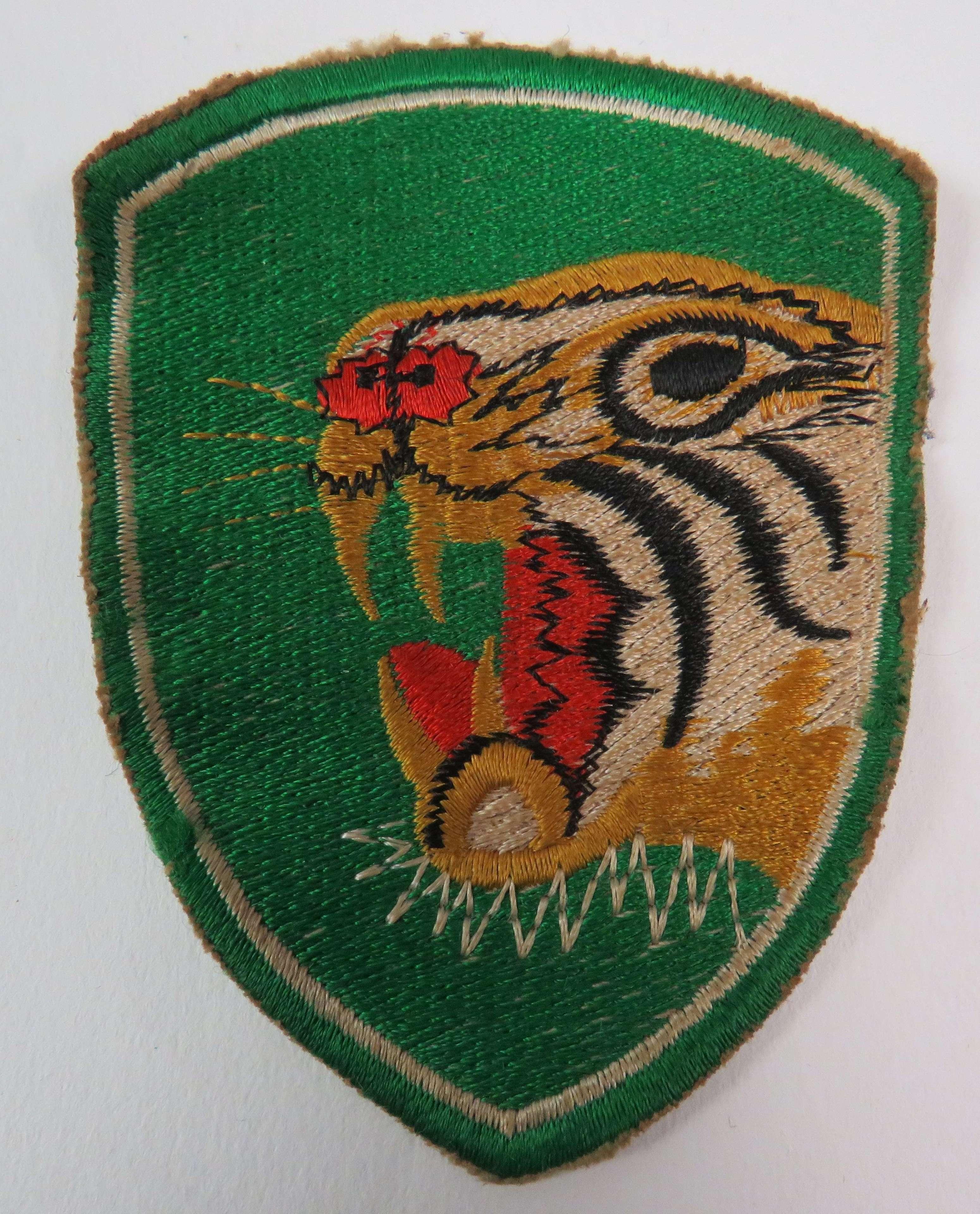 Vietnam War Period Formation Badge