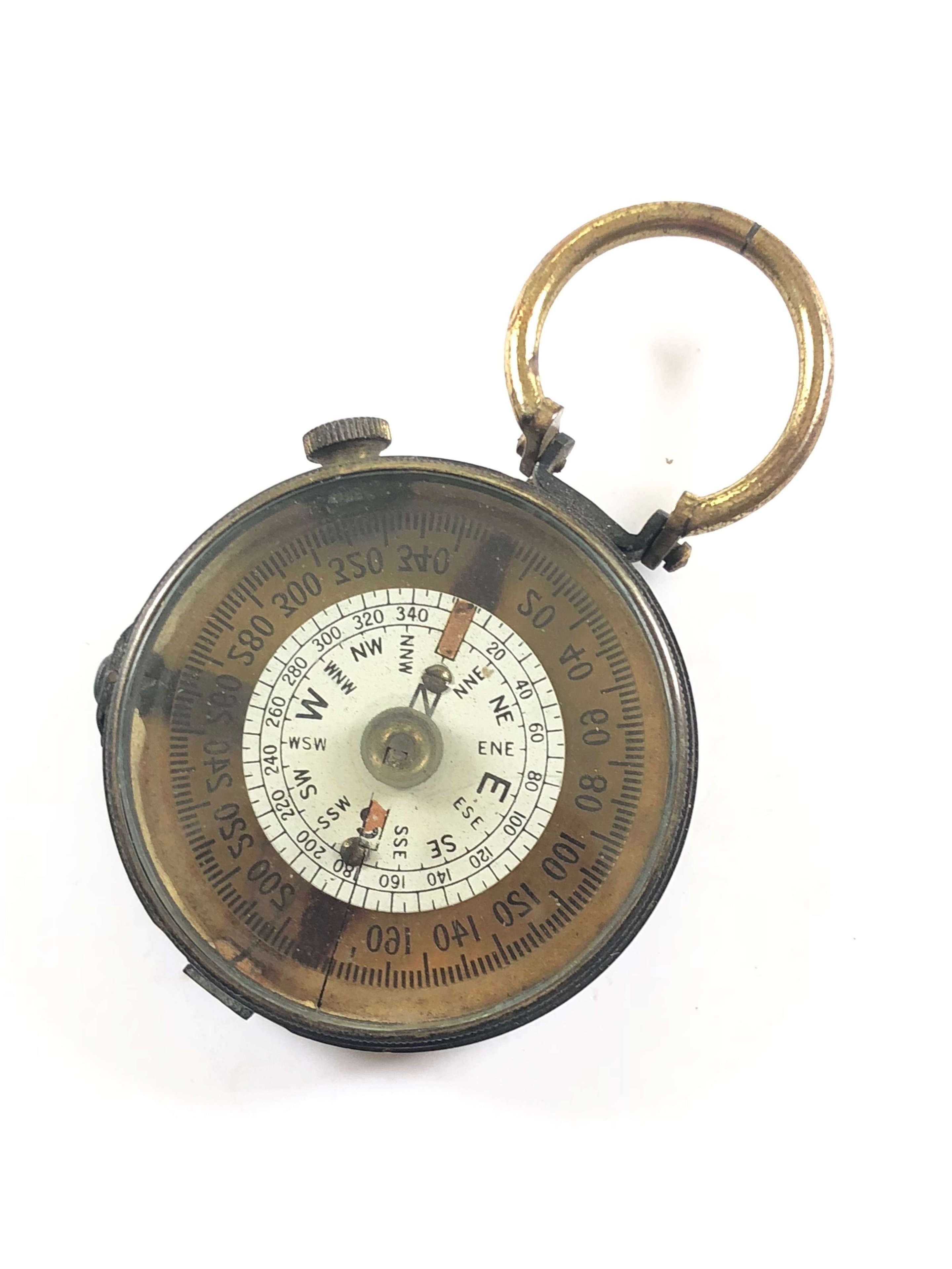 WW1 1917 Dated Marching Compass.