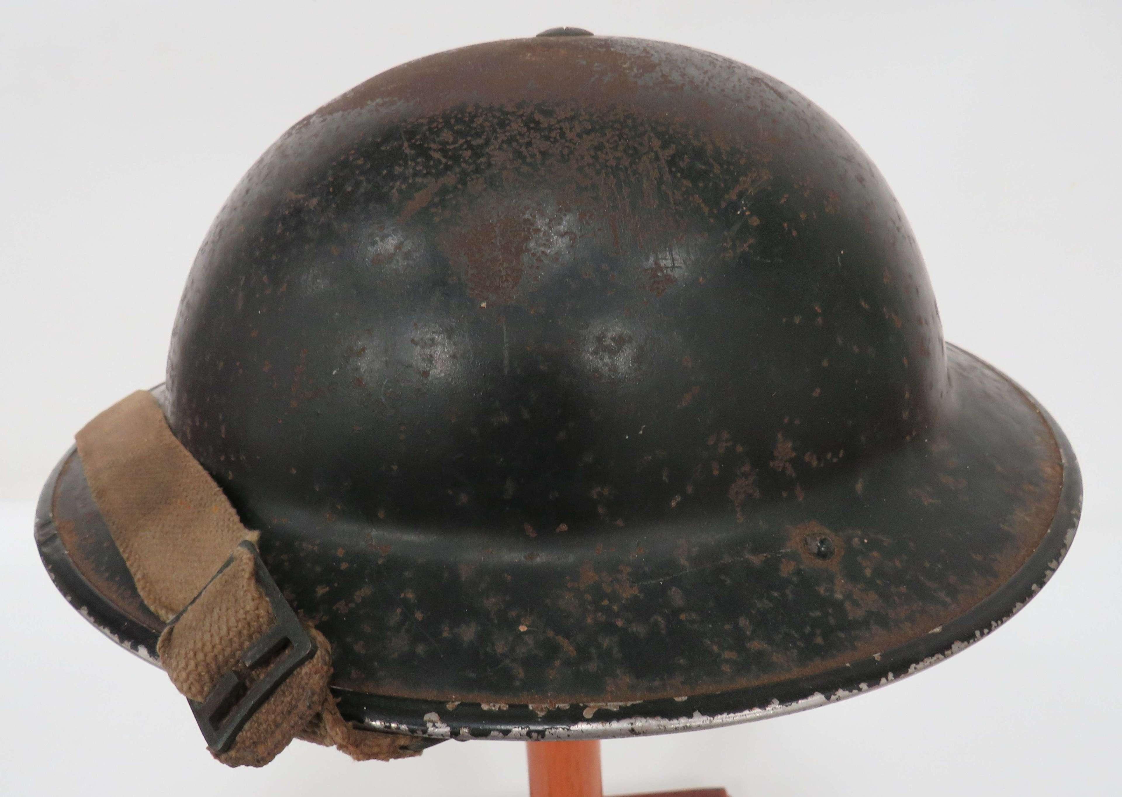1939 Dated British Mk 11 Steel Helmet
