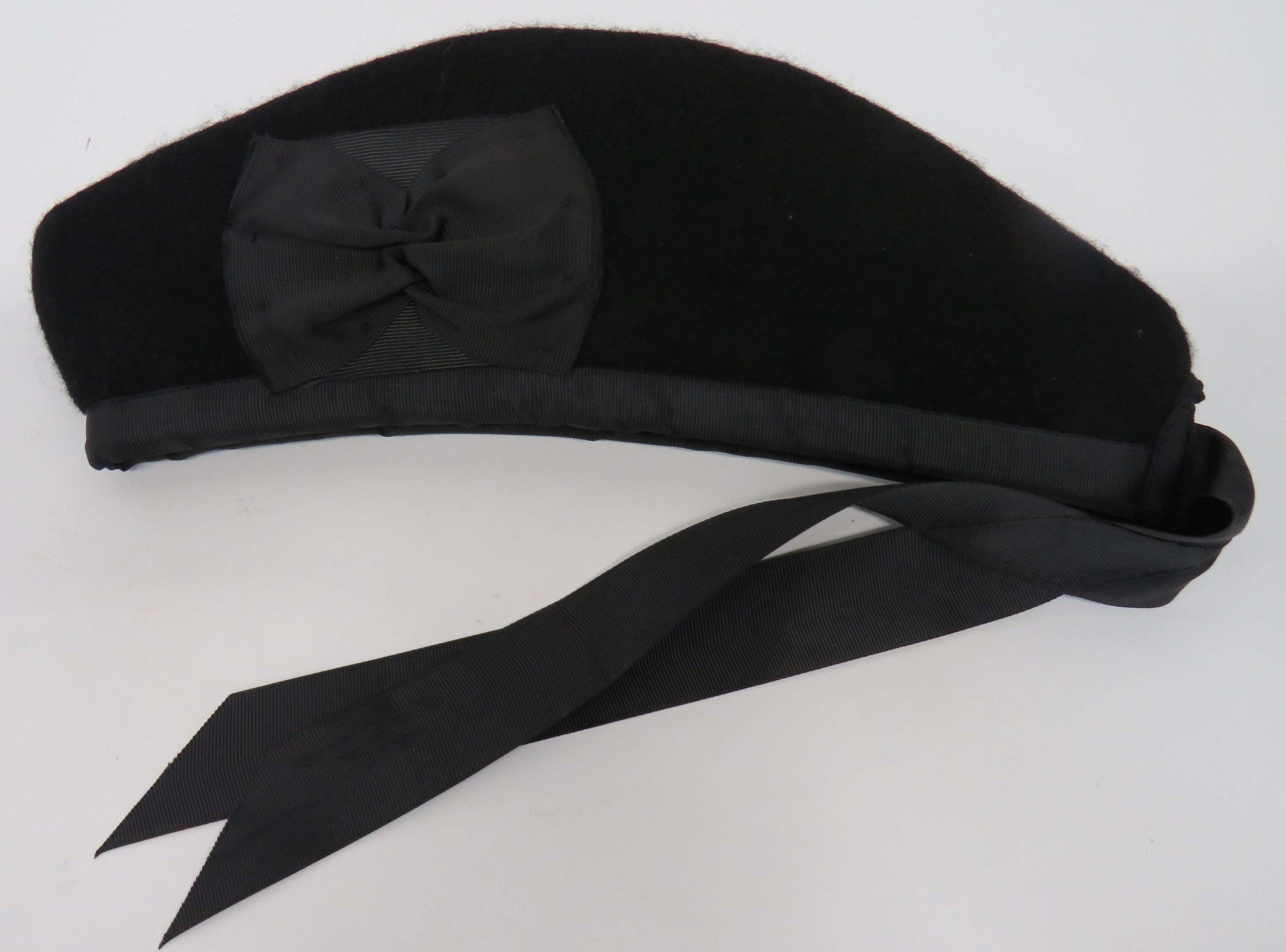 Modern Scottish Glengarry Hat