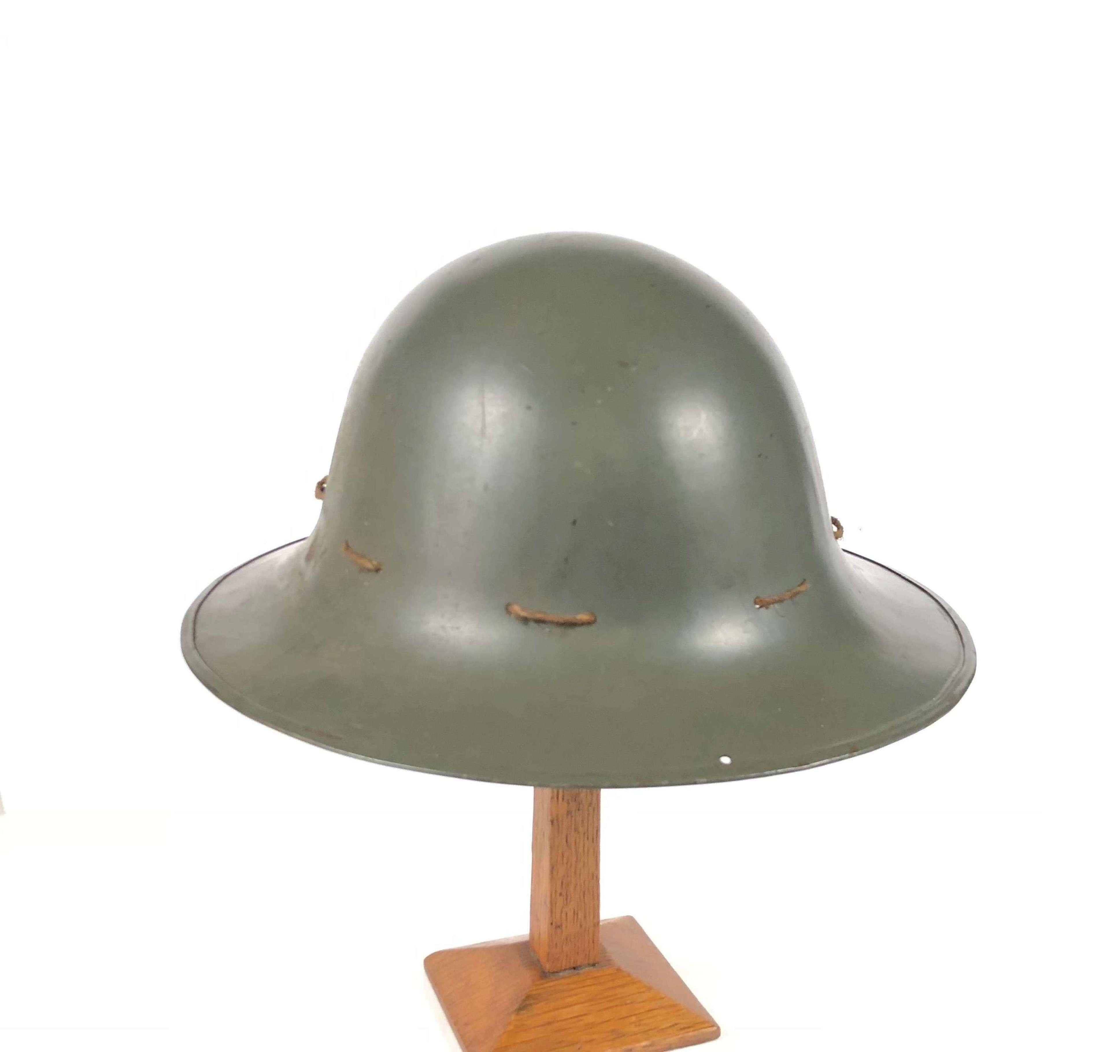 WW2 1941 Home Front Zuckerman helmet.