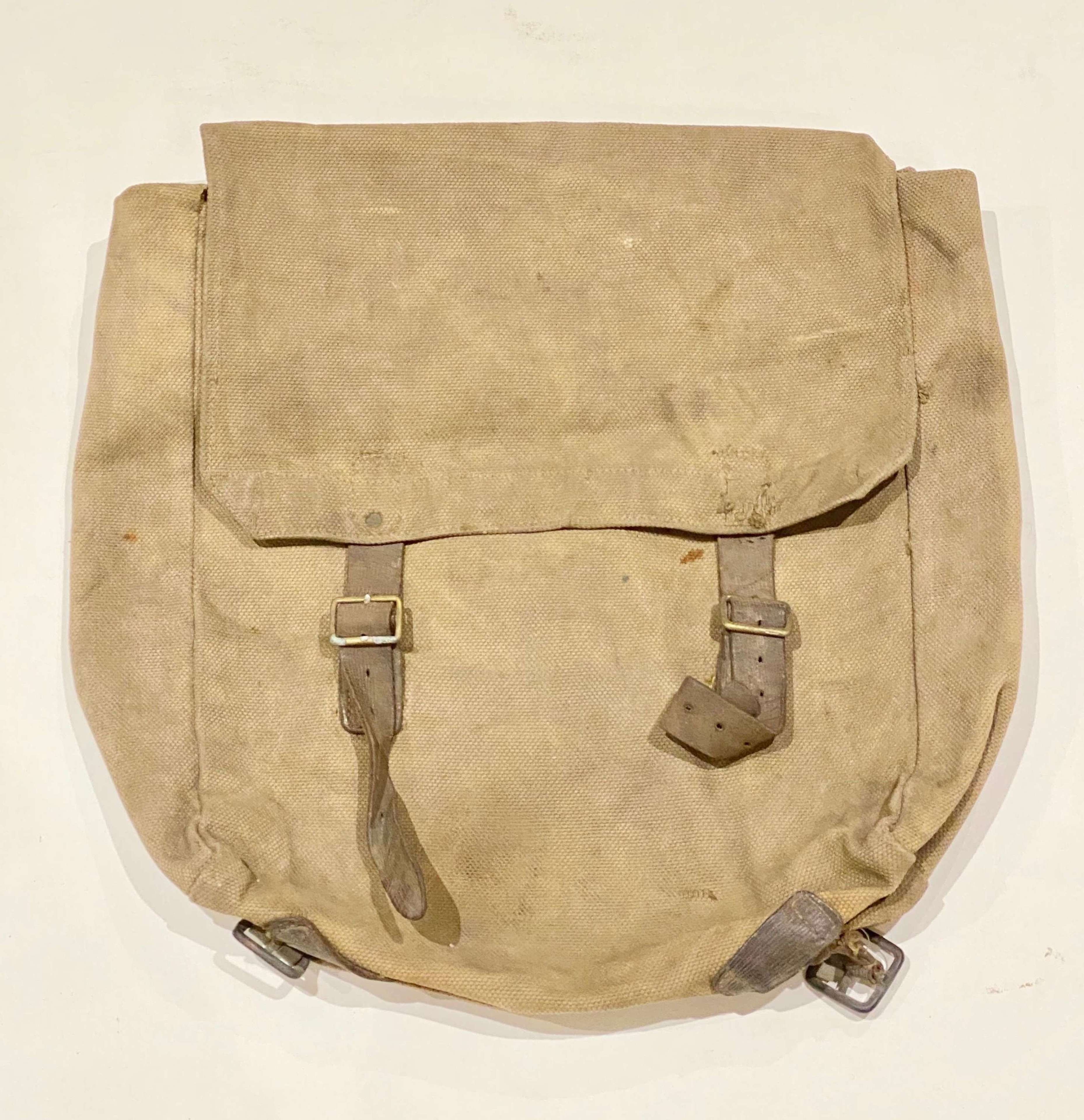 WW1 1914 Pattern Leather Equipment Large Pack.