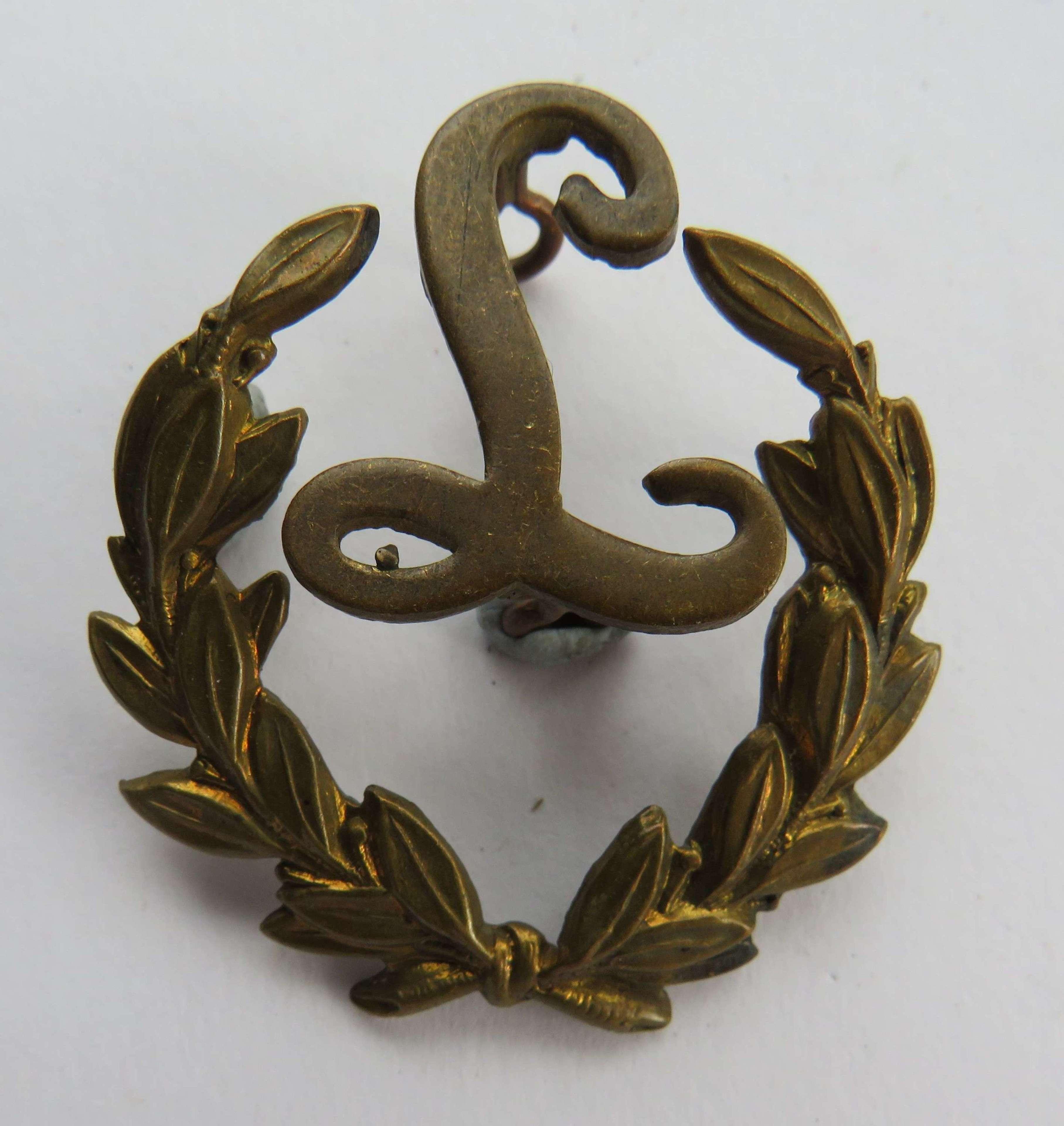 Royal Artillery Layer Trade Badge