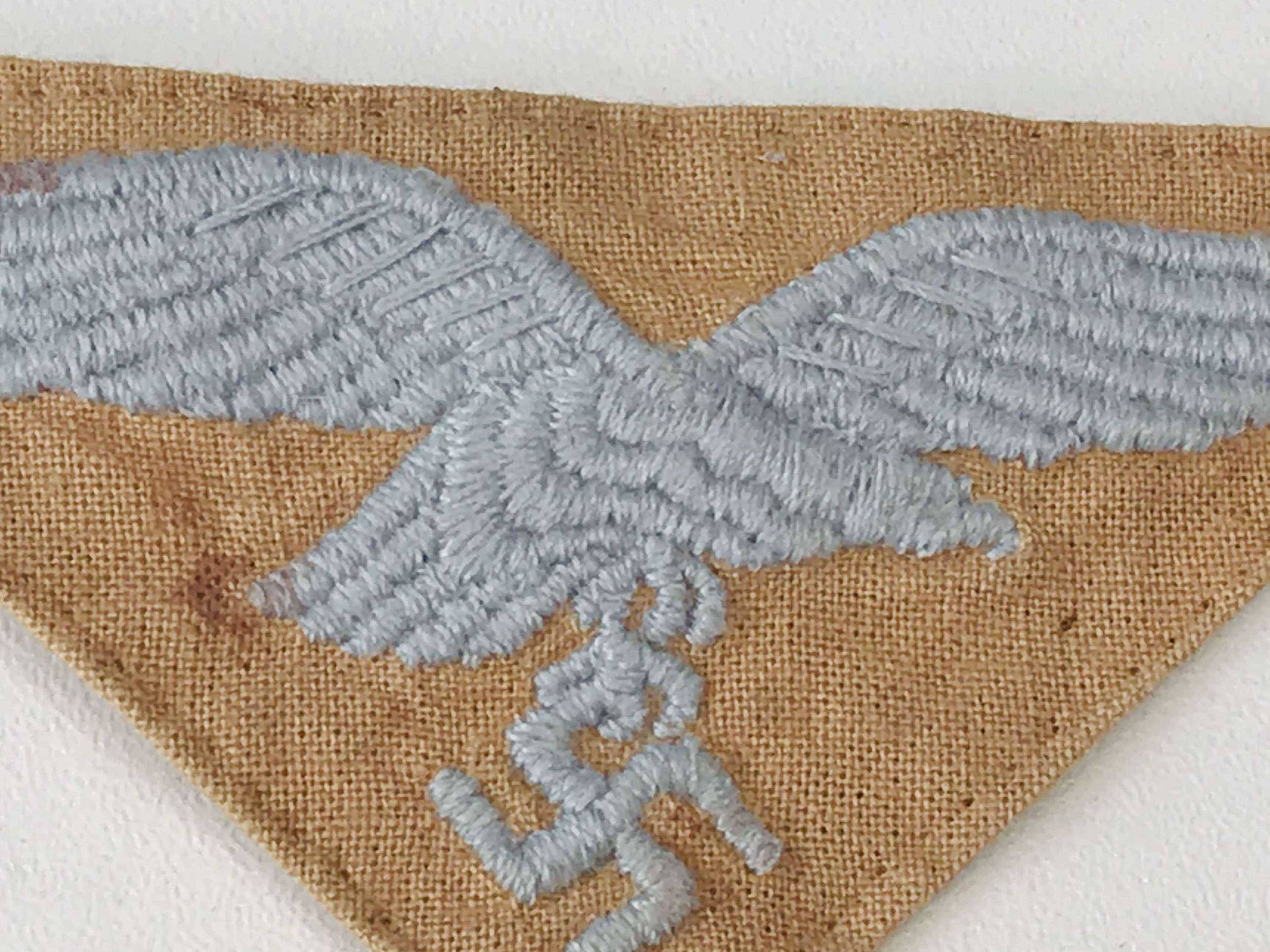 Luftwaffe tropical shirt eagle