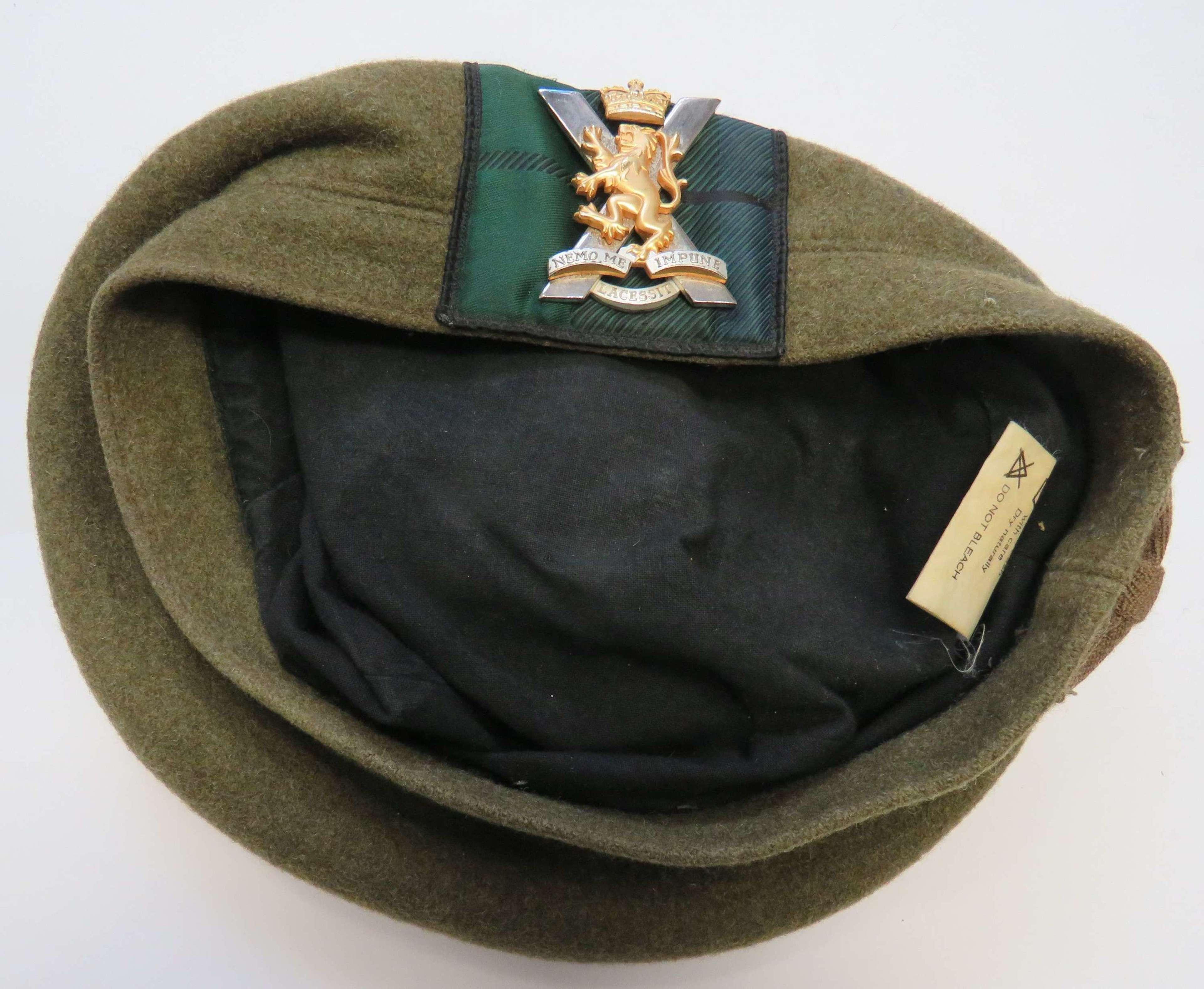 Royal Regiment of Scotland Tam-o -Shanta