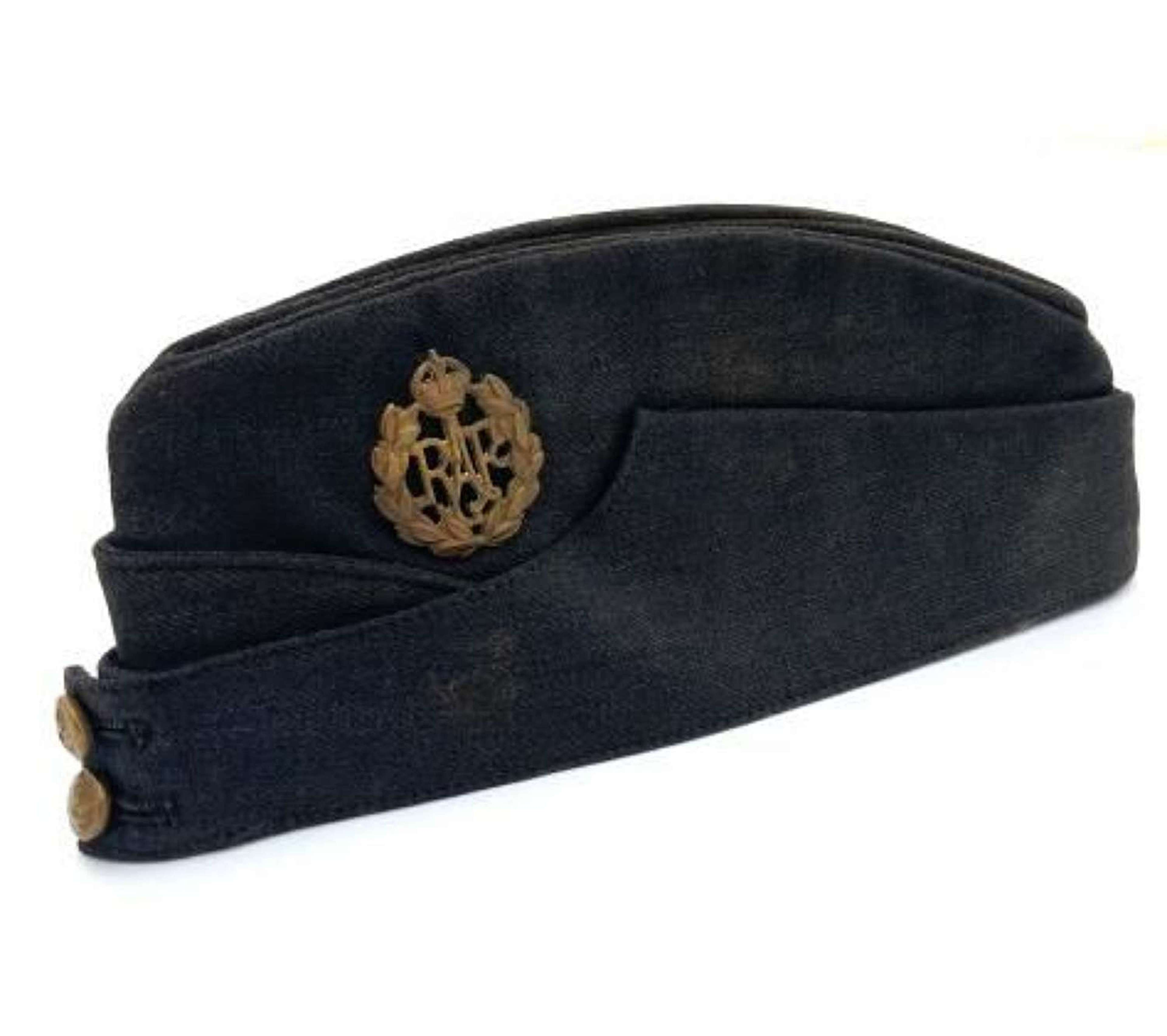 Original Early WW2 RAF Ordinary Airman's Side Cap