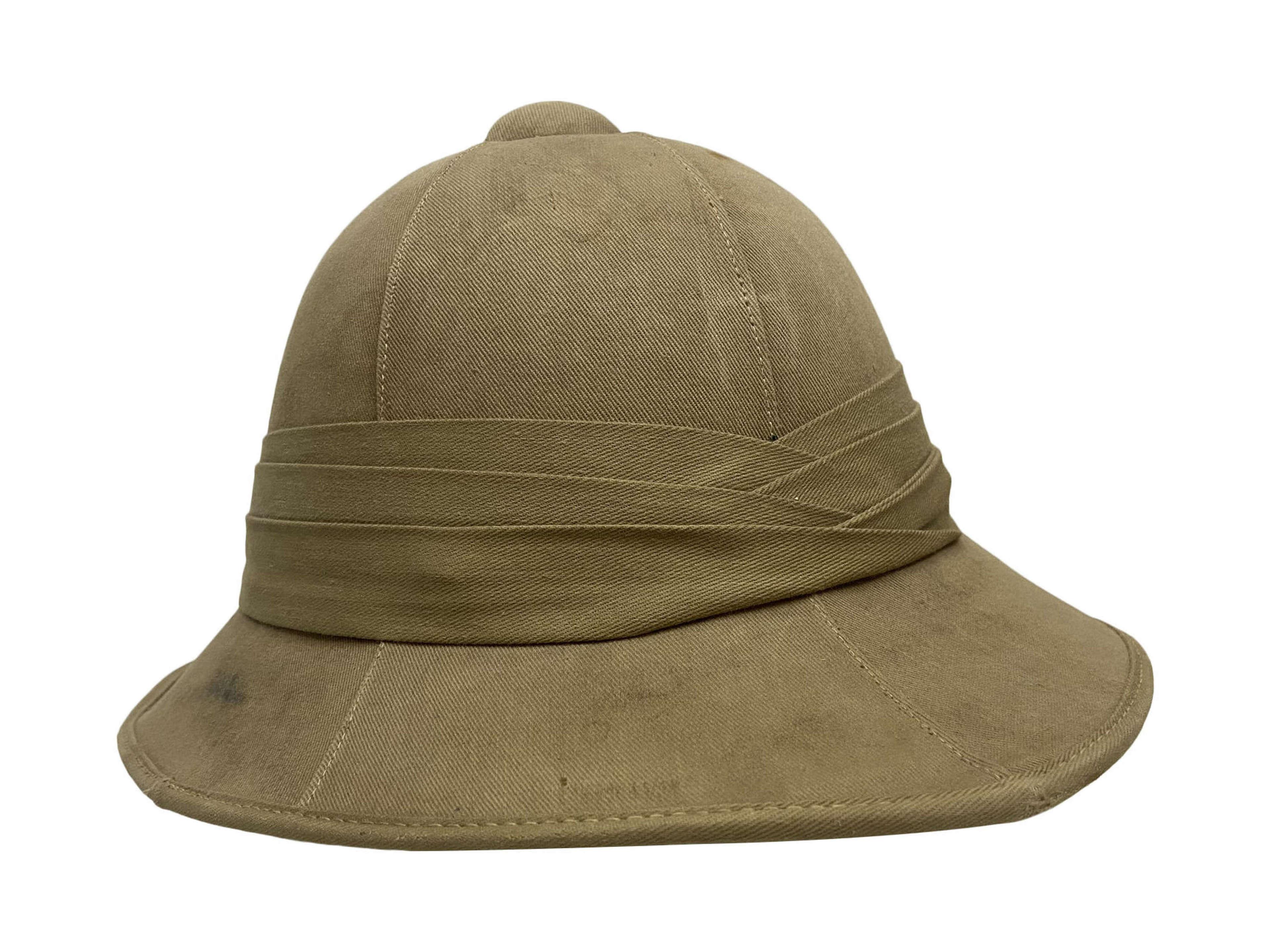 Original 1942 Dated Wolseley Helmet by 'Sutton'