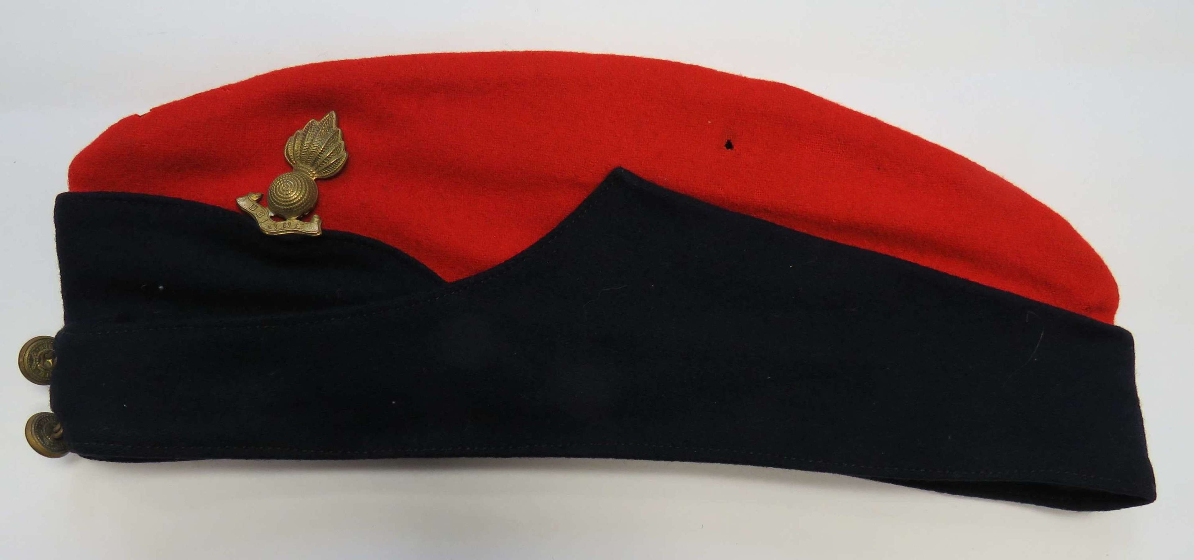 WW2 Royal Artillery Other Ranks Coloured F/S Cap