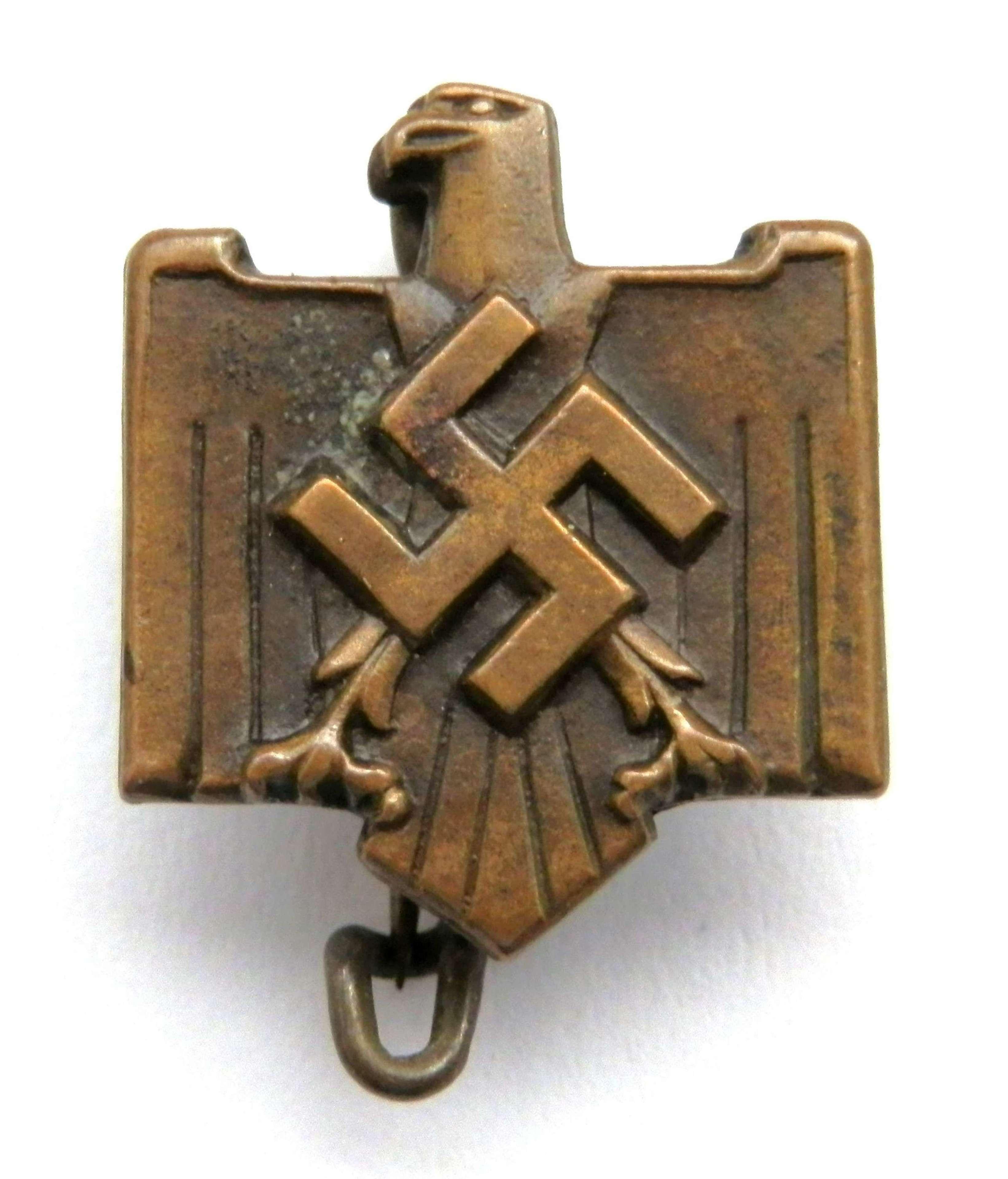 German Reich's Sports NSRL/DRL Members Badge.