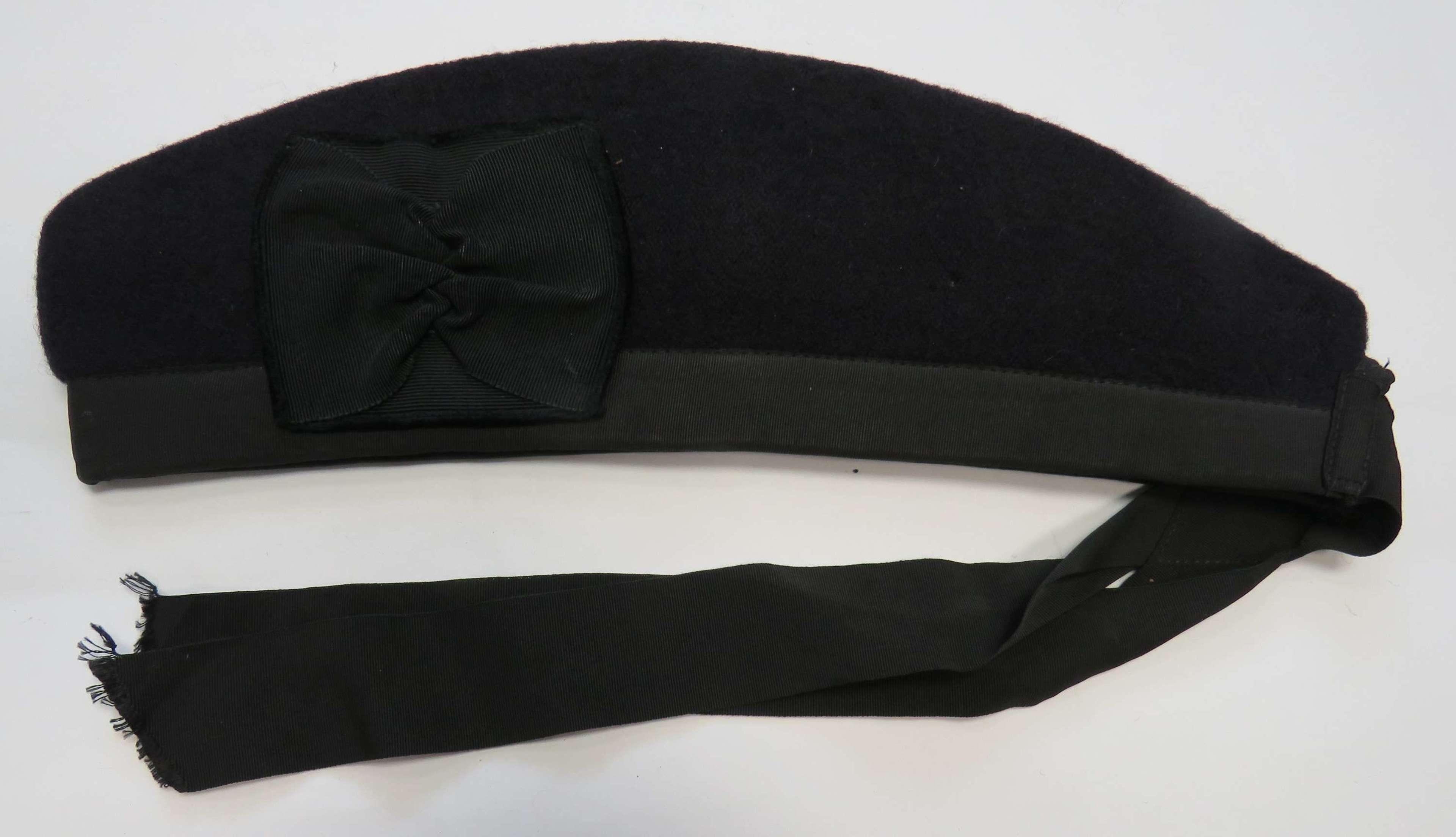 Black Watch Glengarry Hat