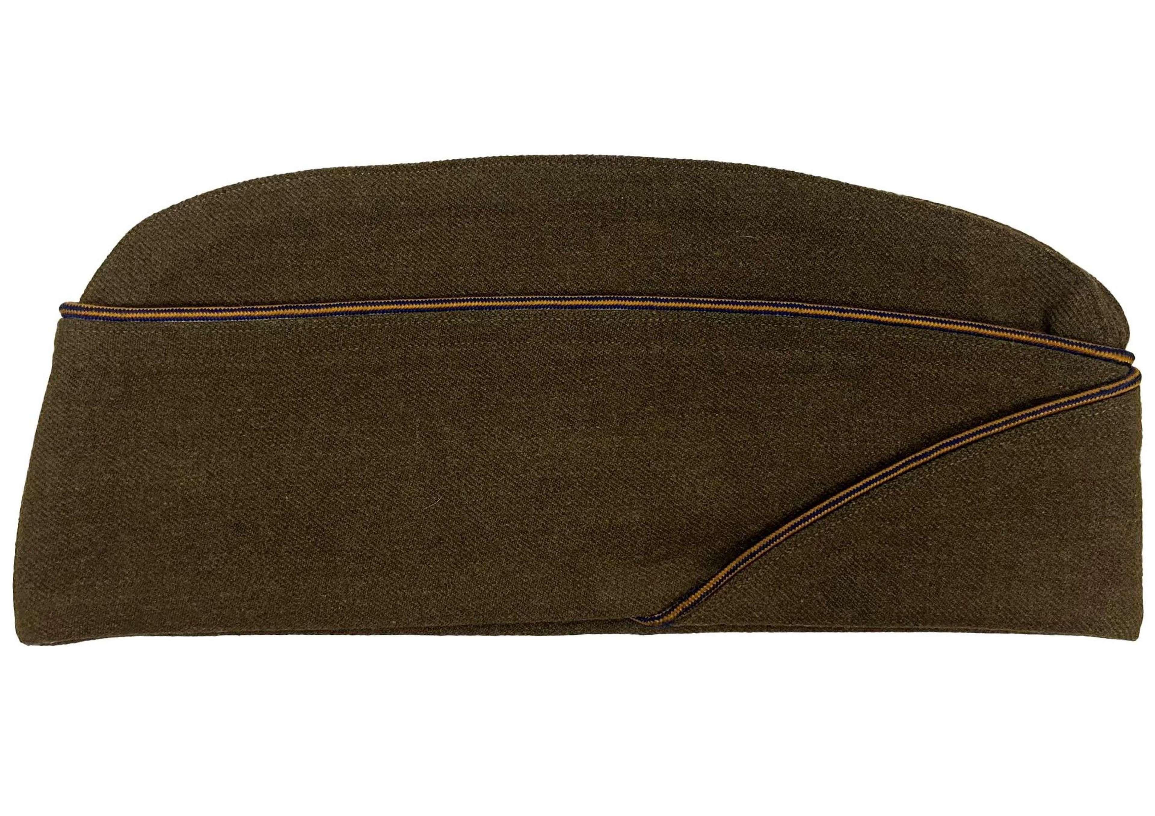 Original 1943 Dated USAAF Enlisted Men's Garrison Cap