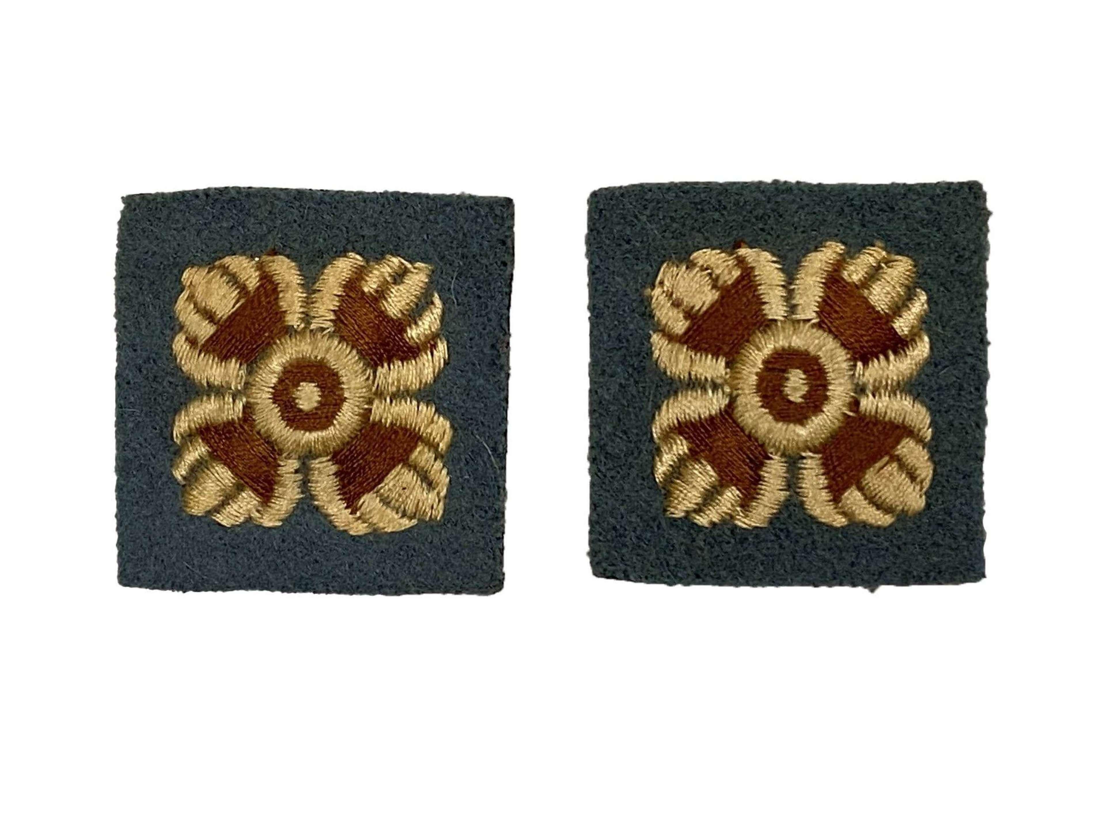 Original Parachute Regiment Officers Pips