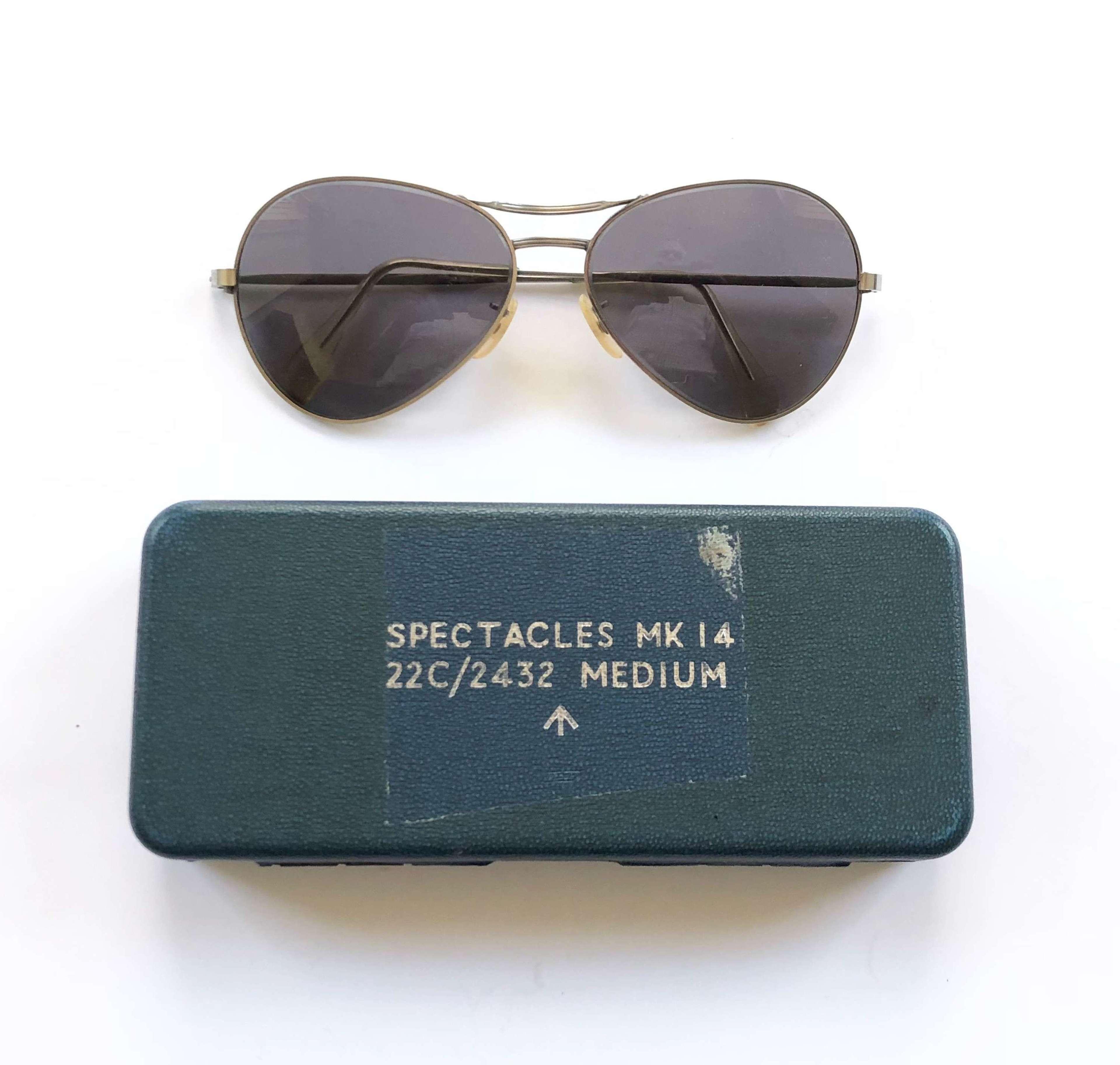 RAF Cold War Period Aircrew Sun Glasses.