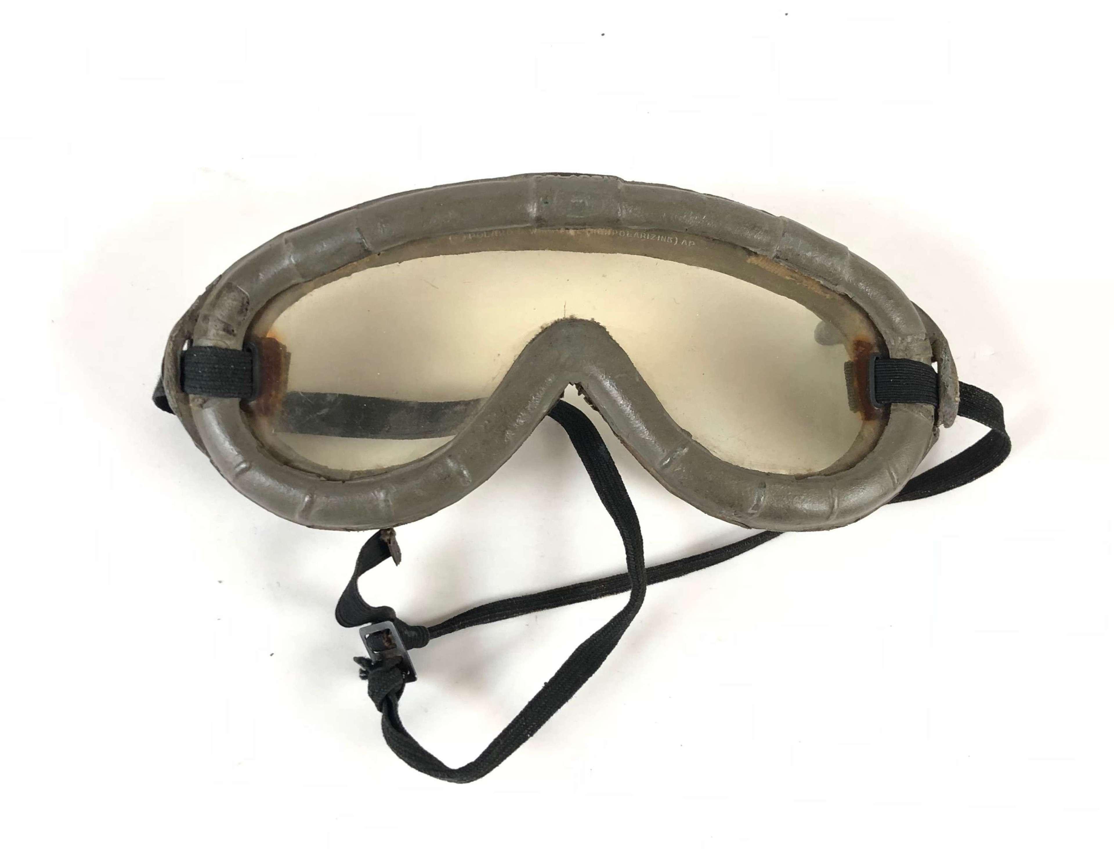 WW2 American B8 Flying Goggles.