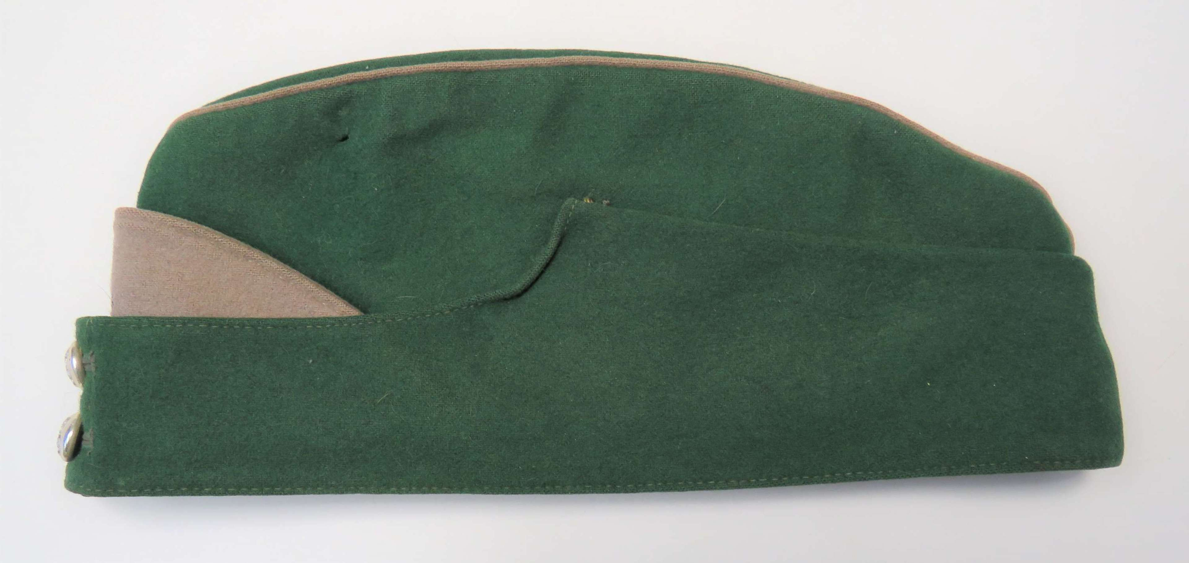 Post 1953 Intelligence Corps Coloured Field Service Cap