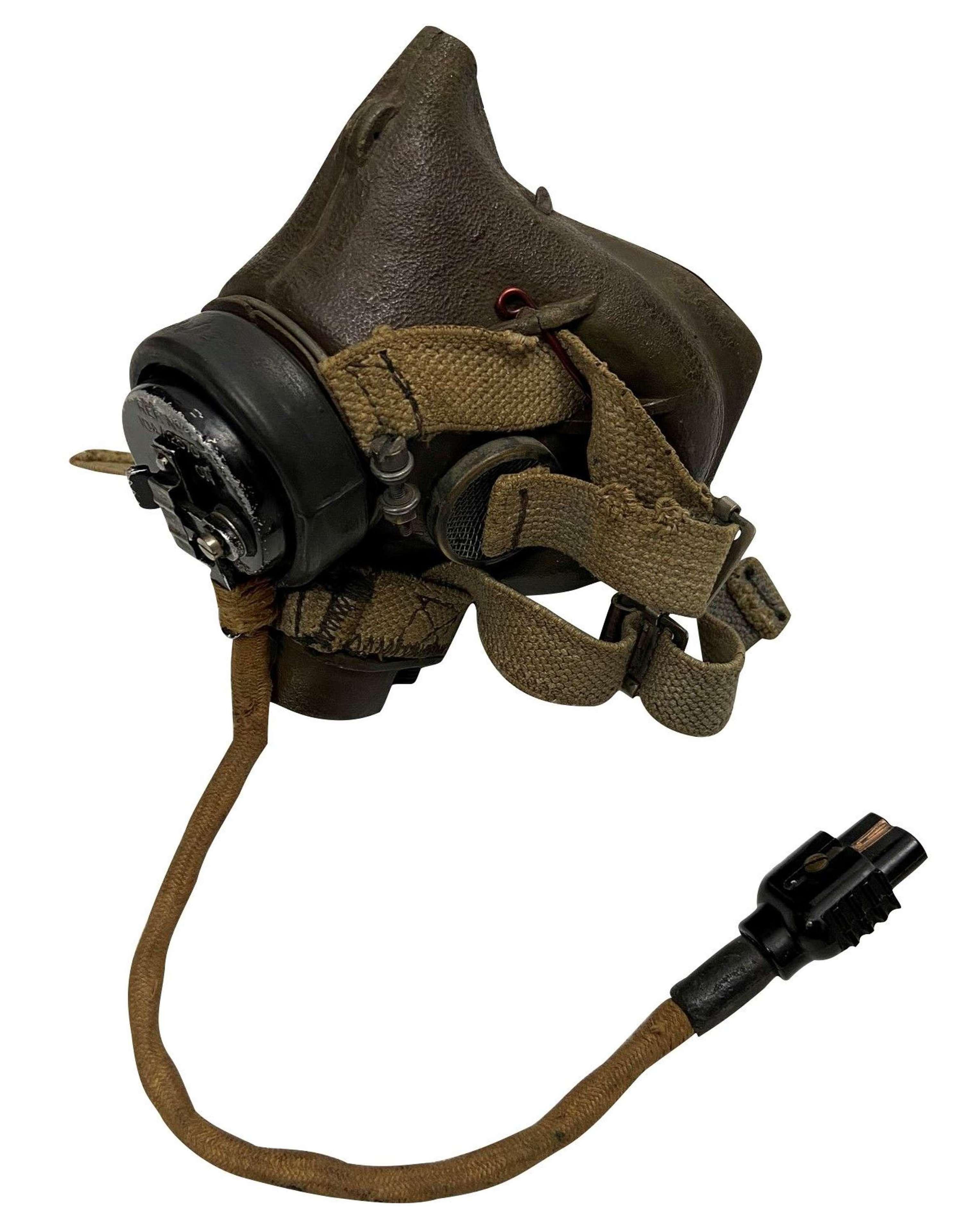 Original WW2 RAF G Type Oxygen Mask