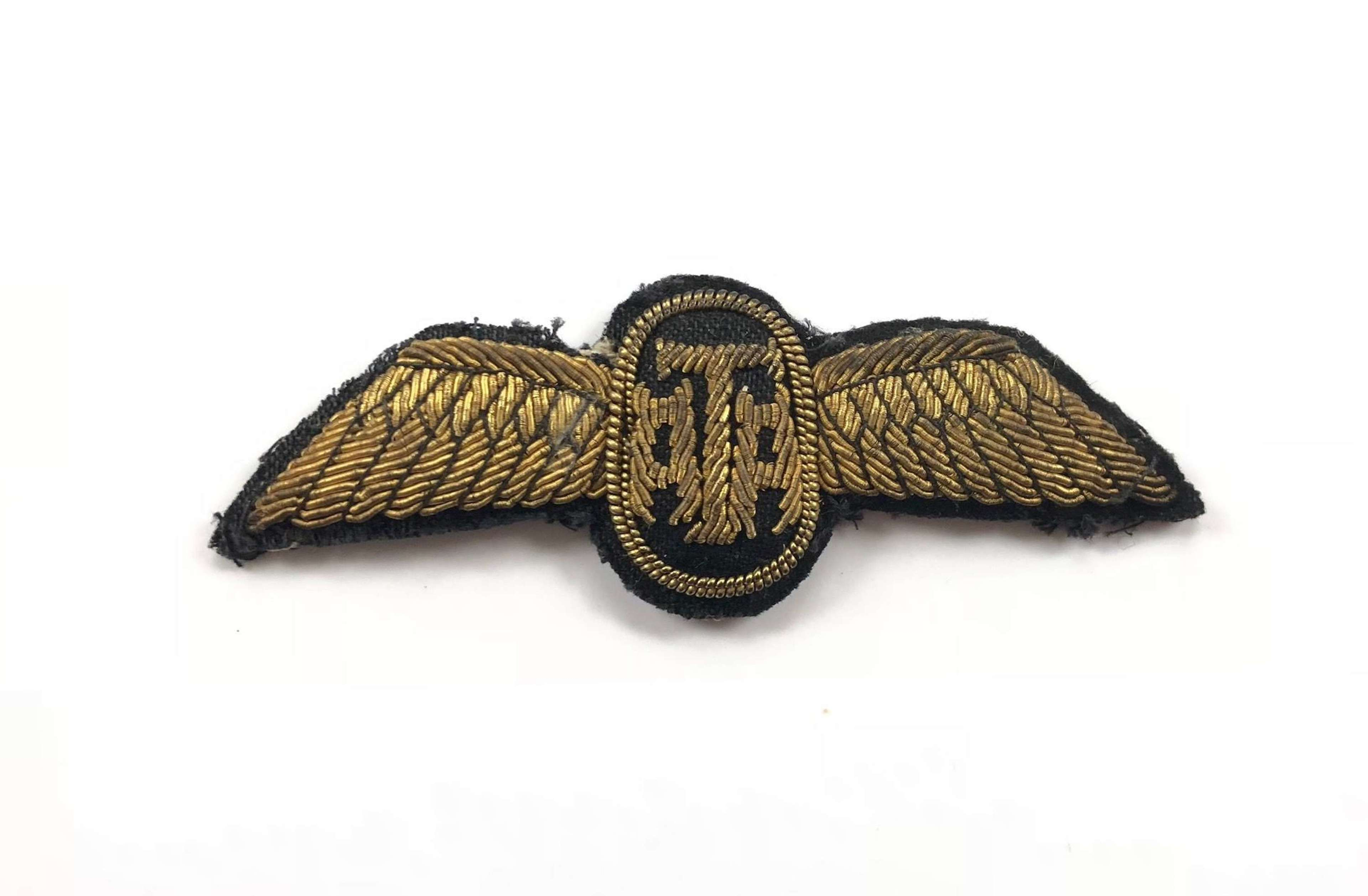 WW2 Air Transport Auxiliary ATA Pilots Wings.