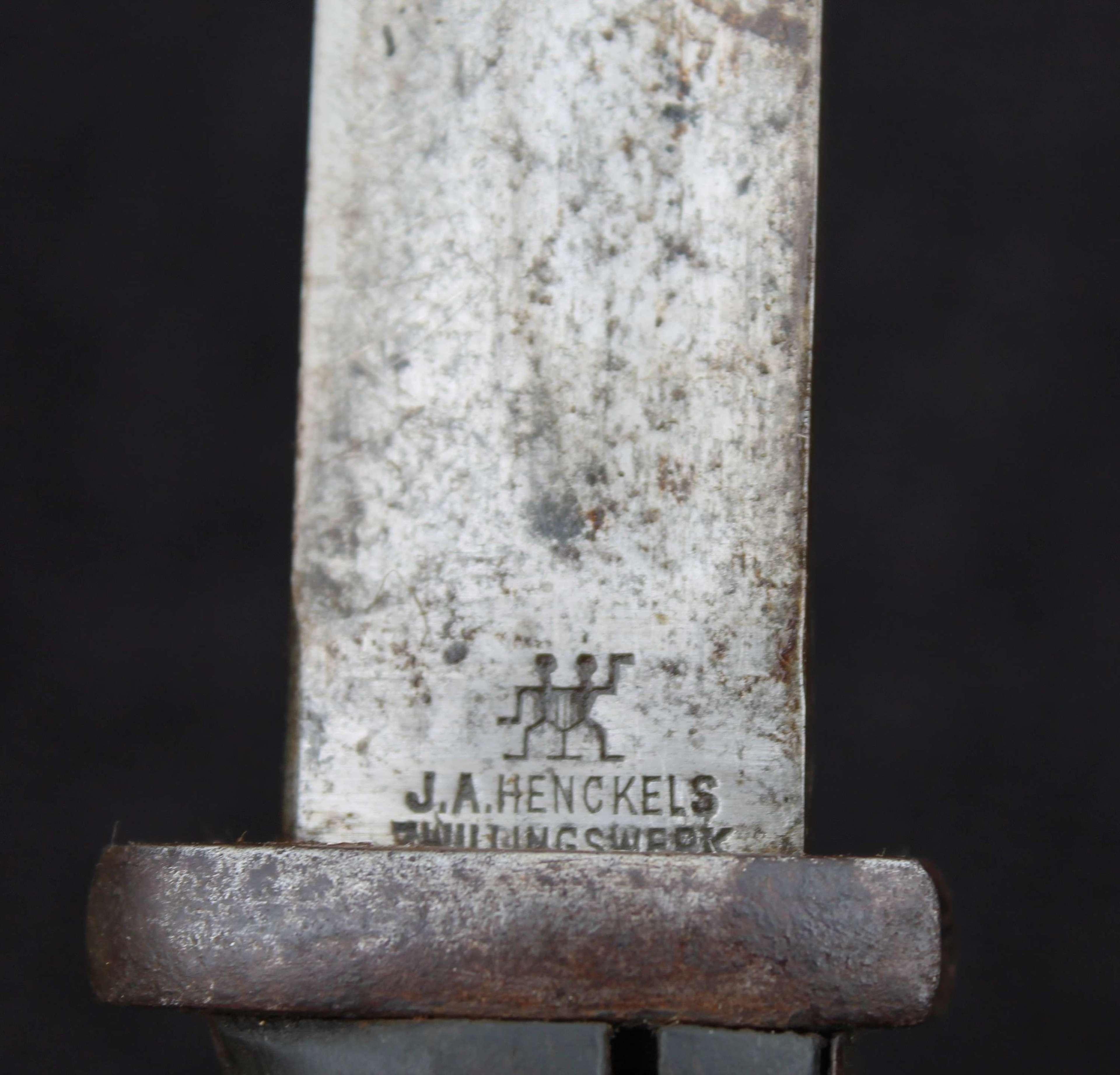 1917 Dated Imperial German Bayonet