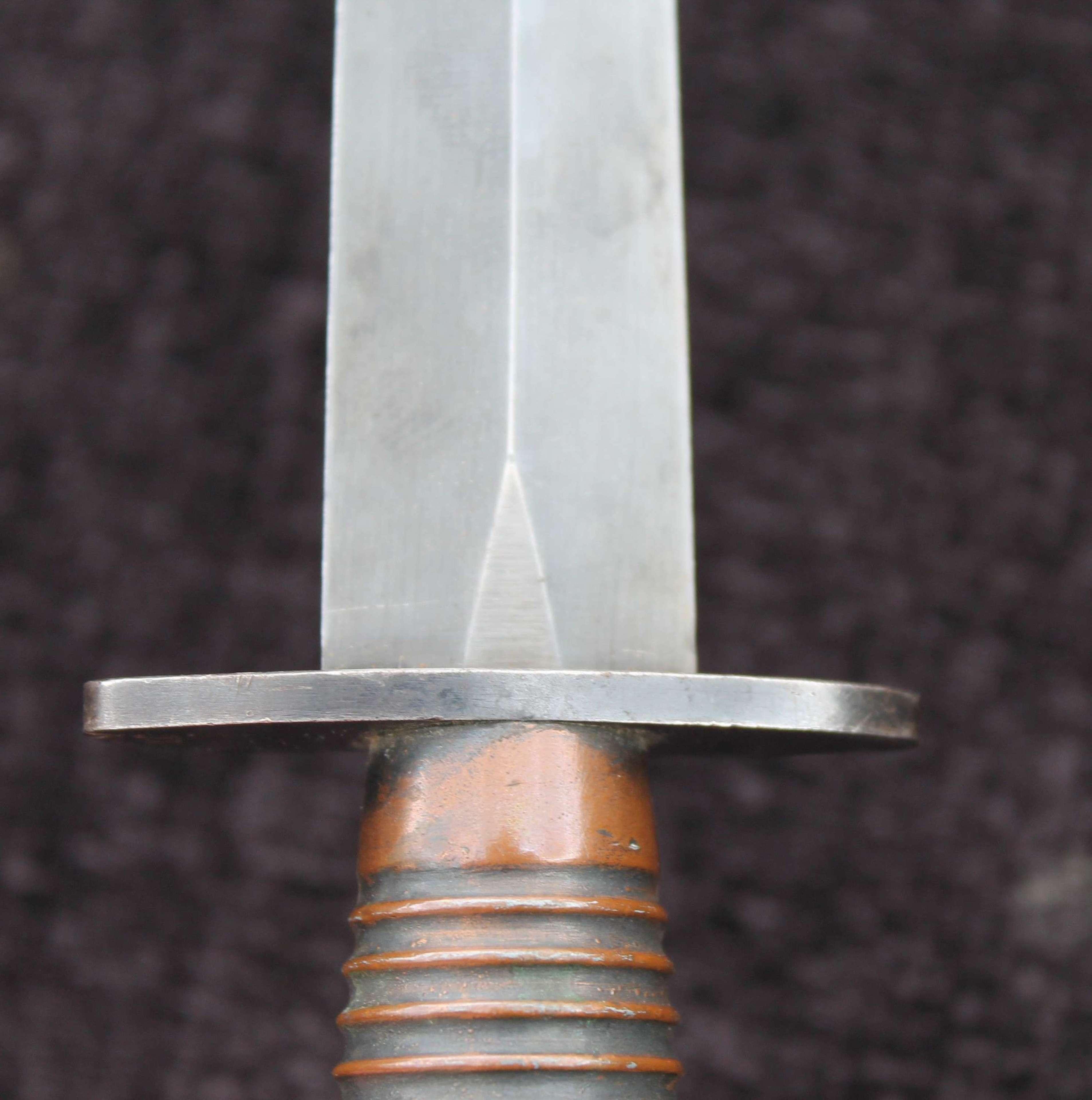 Third Pattern Fairbairn Sykes Fighting Knife