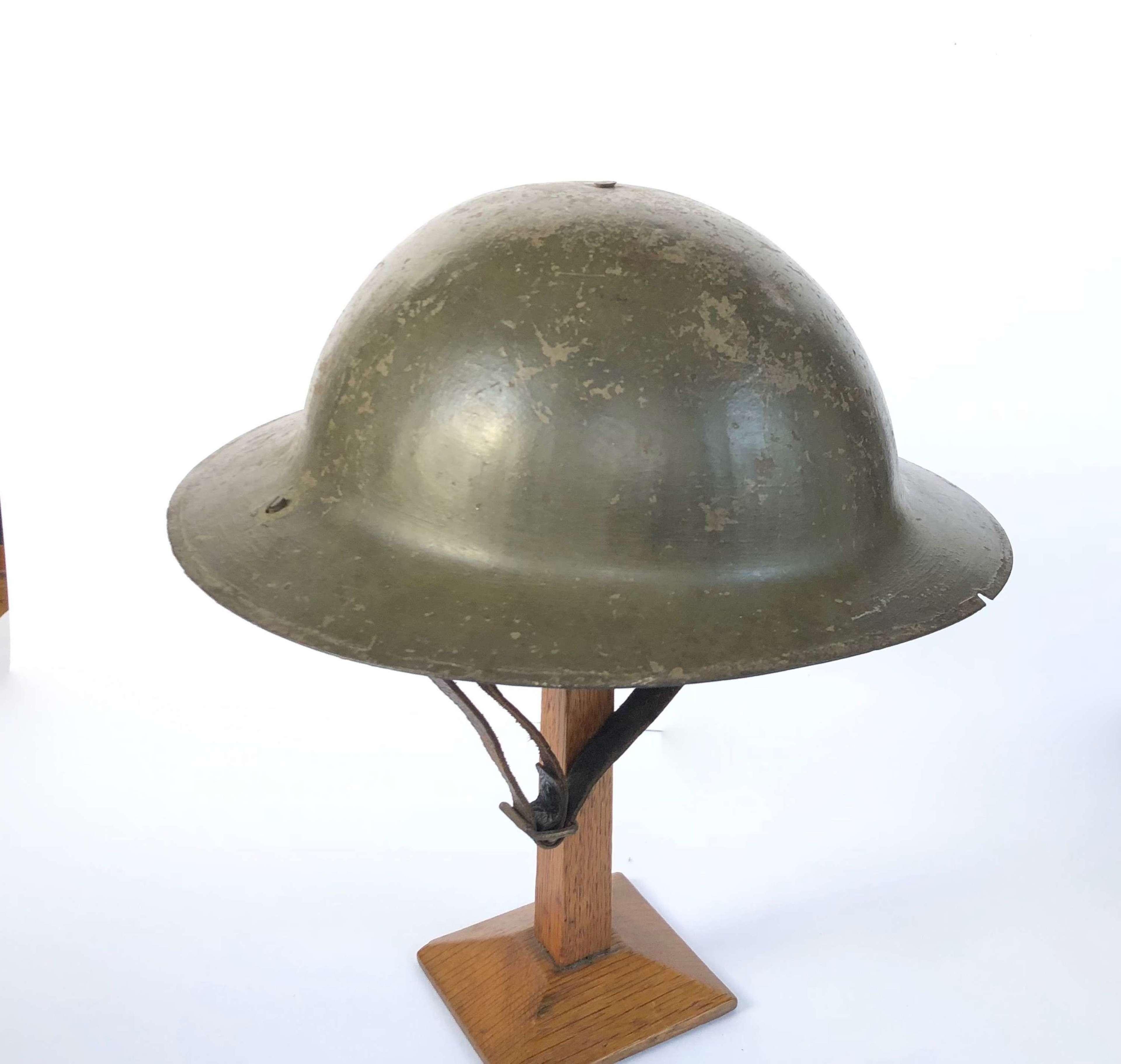 WW1 Brodie Steel Helmet.
