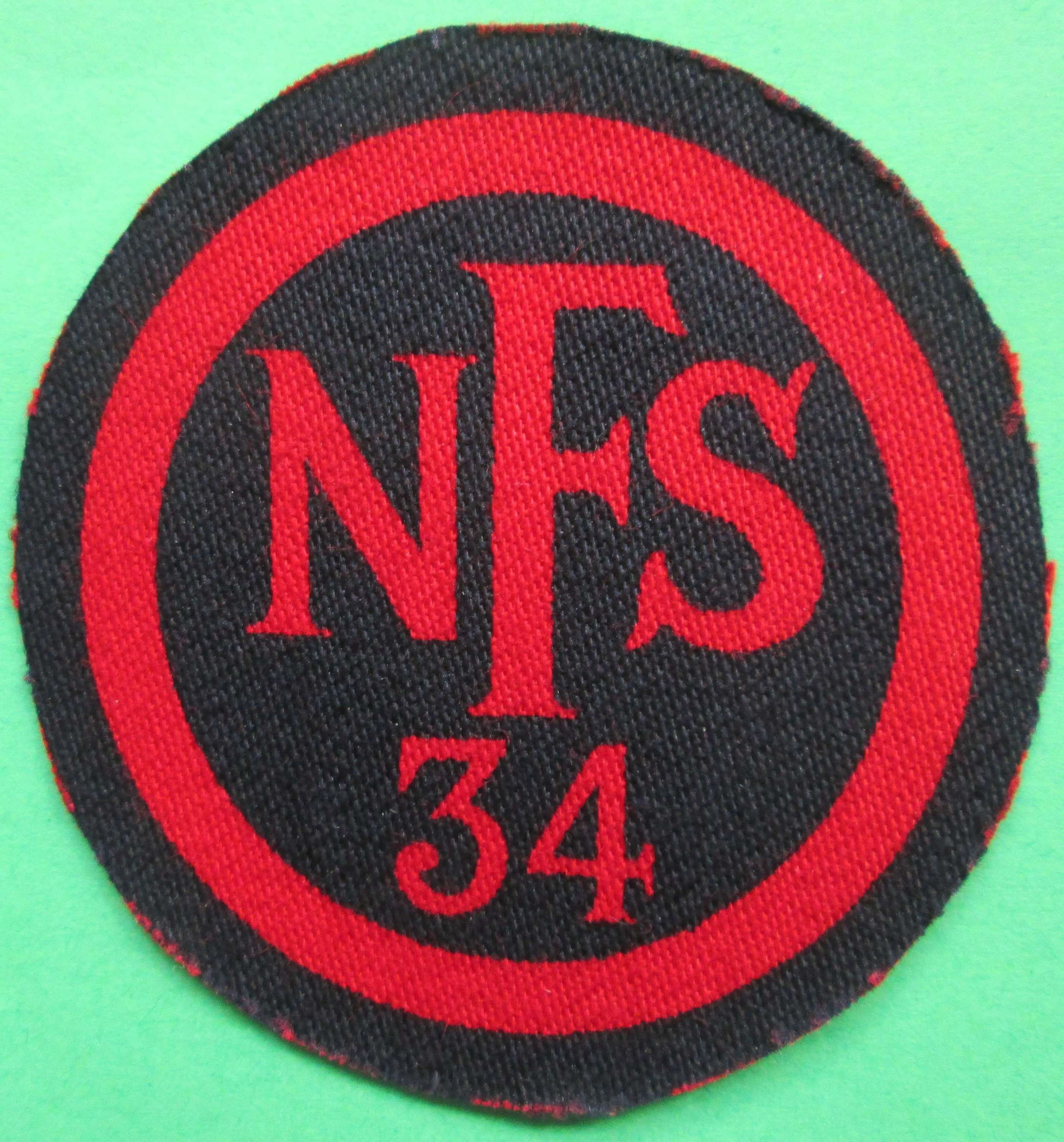 NATIONAL FIRE SERVICE AREA 34