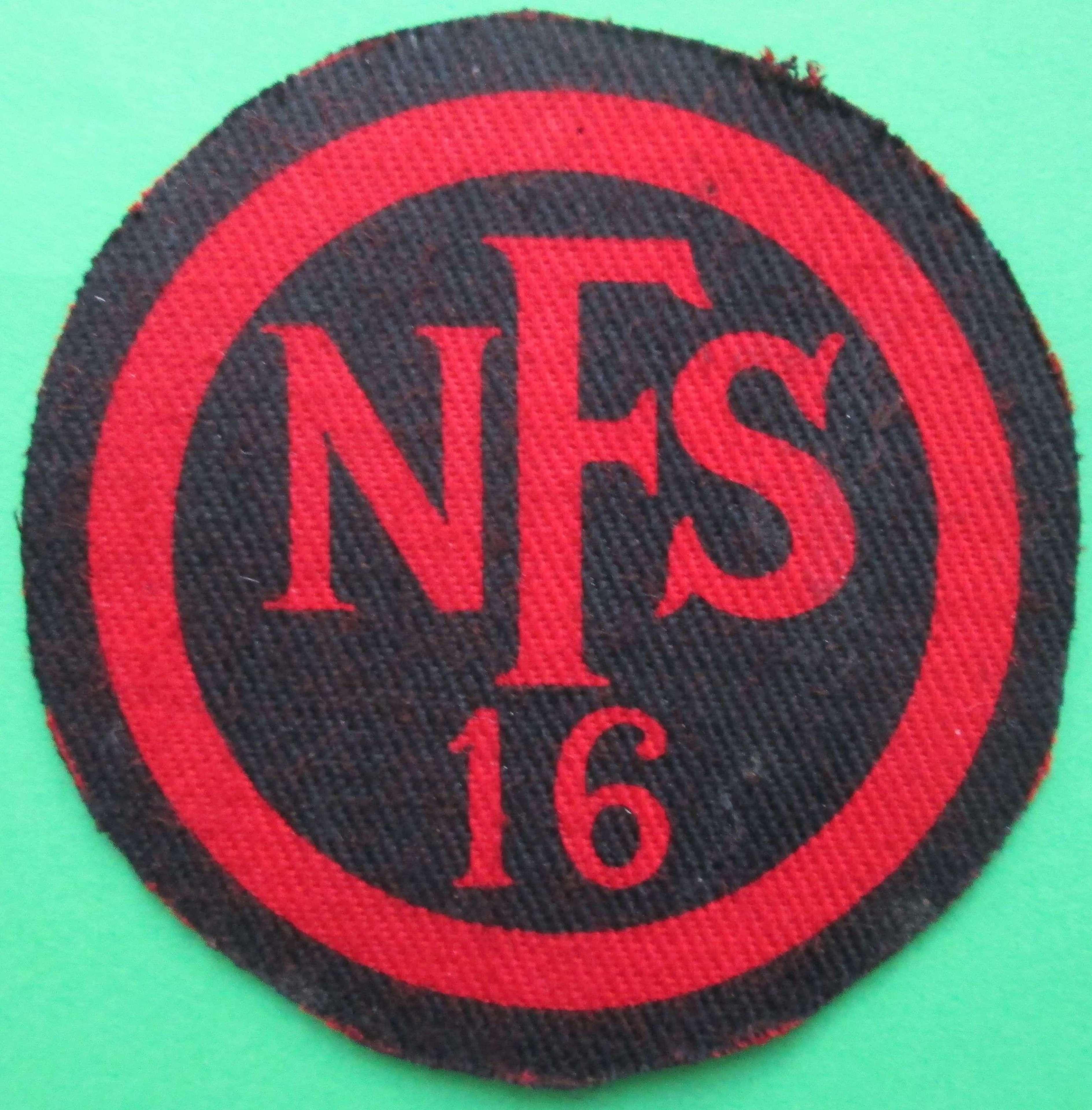 NATIONAL FIRE SERVICE AREA 16