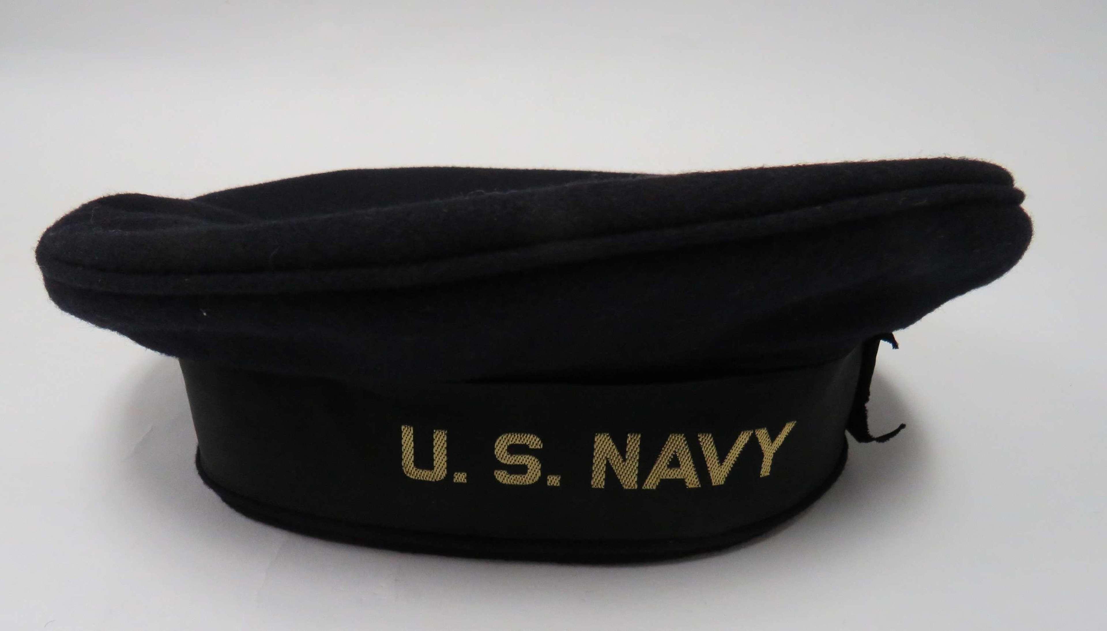 WW2 U.S Navy Sailors Cap