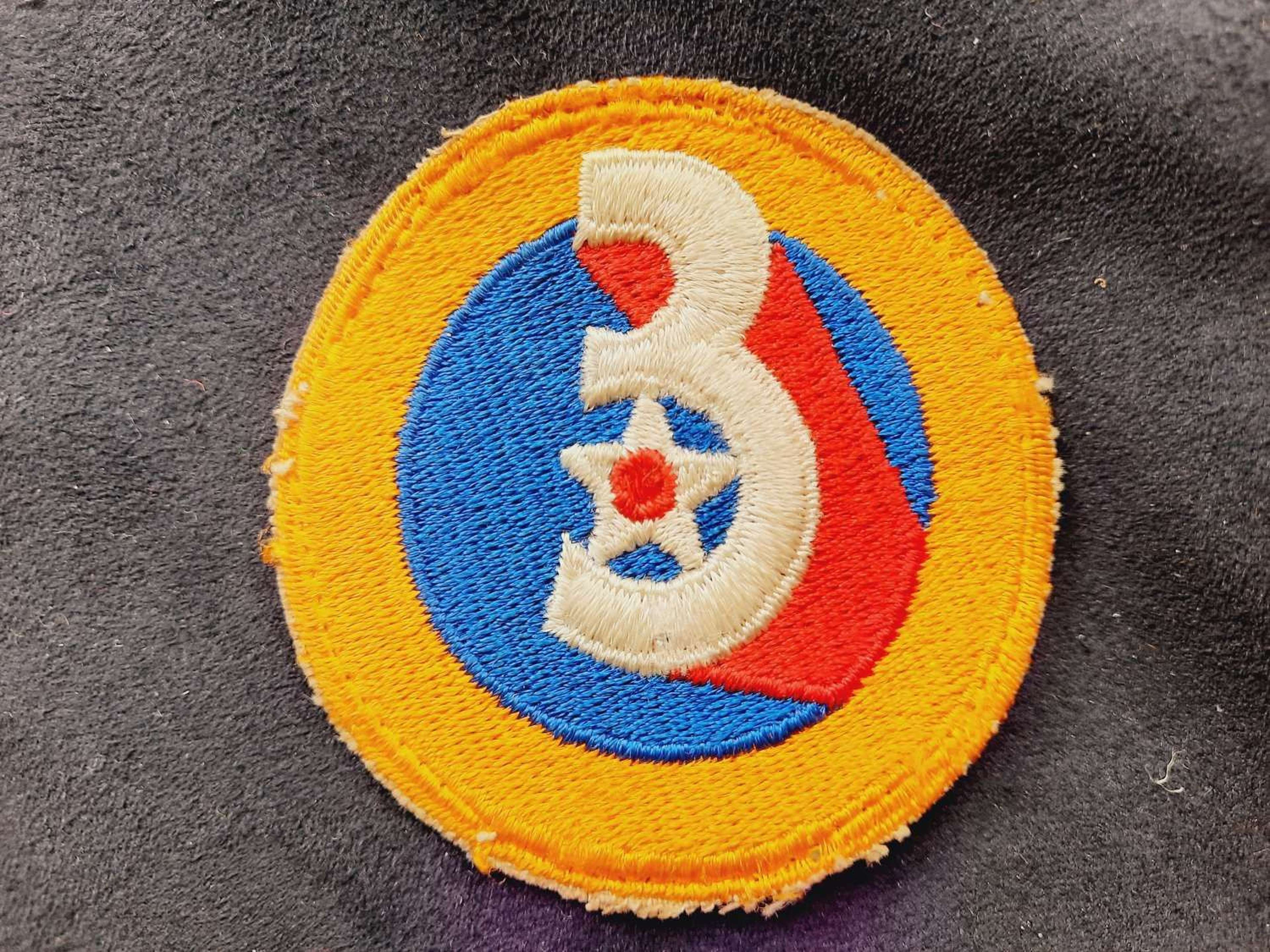 US 3rd Air Force Patch