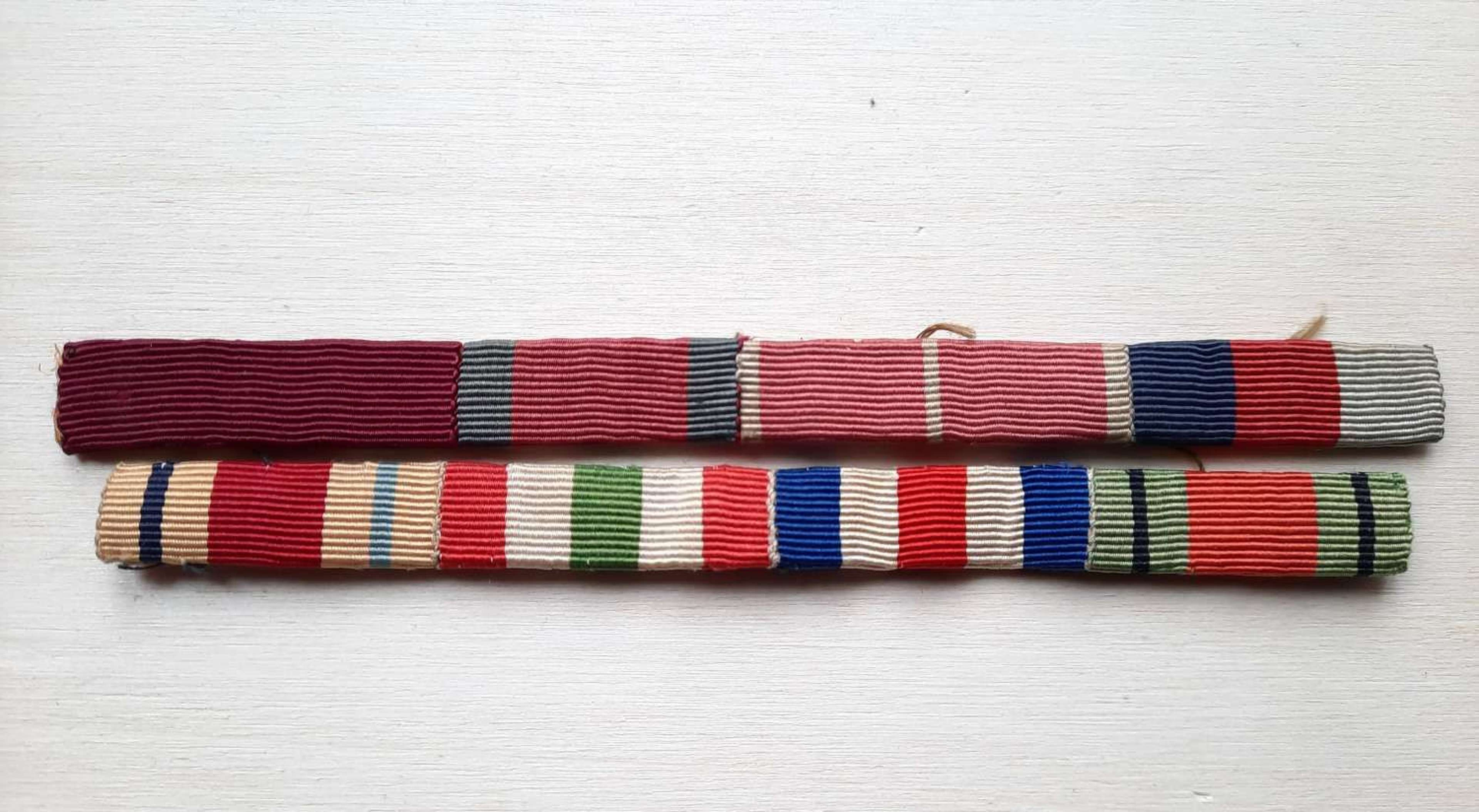 Order of the Bath Medal Ribbon Bar