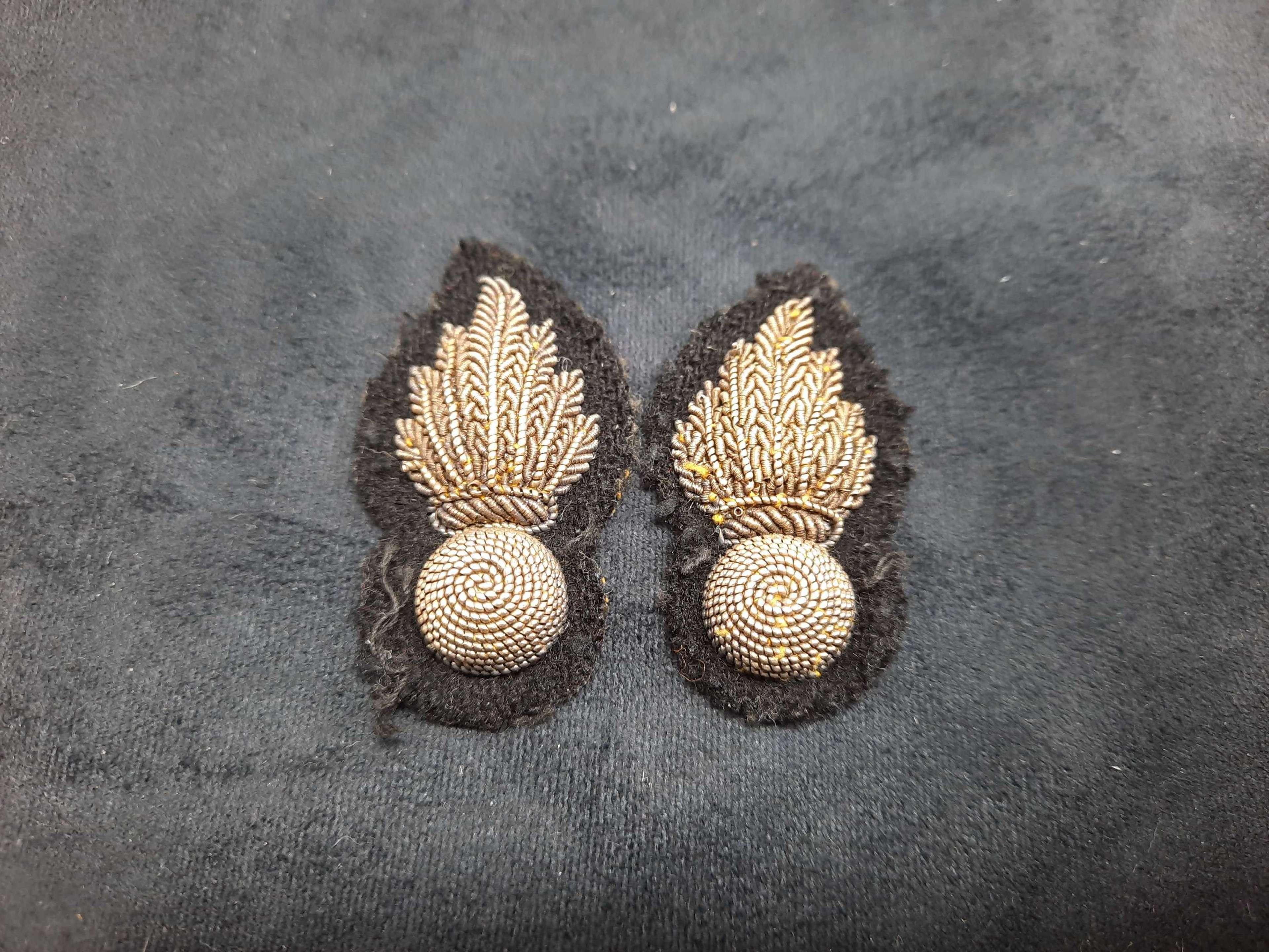 Royal Artillery Mess Dress Insignia