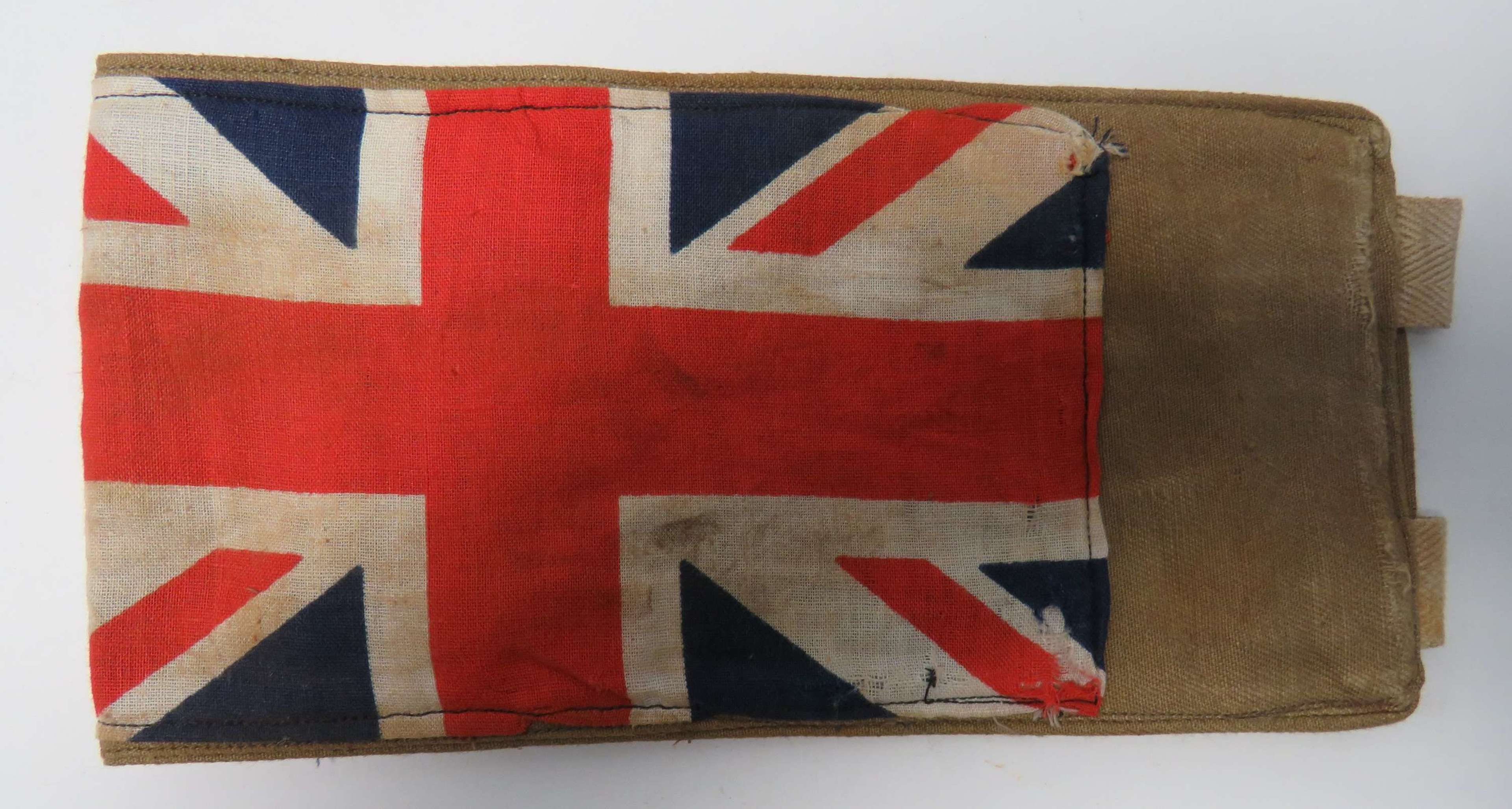 WW2 Dated Airborne Invasion Union Jack Armband