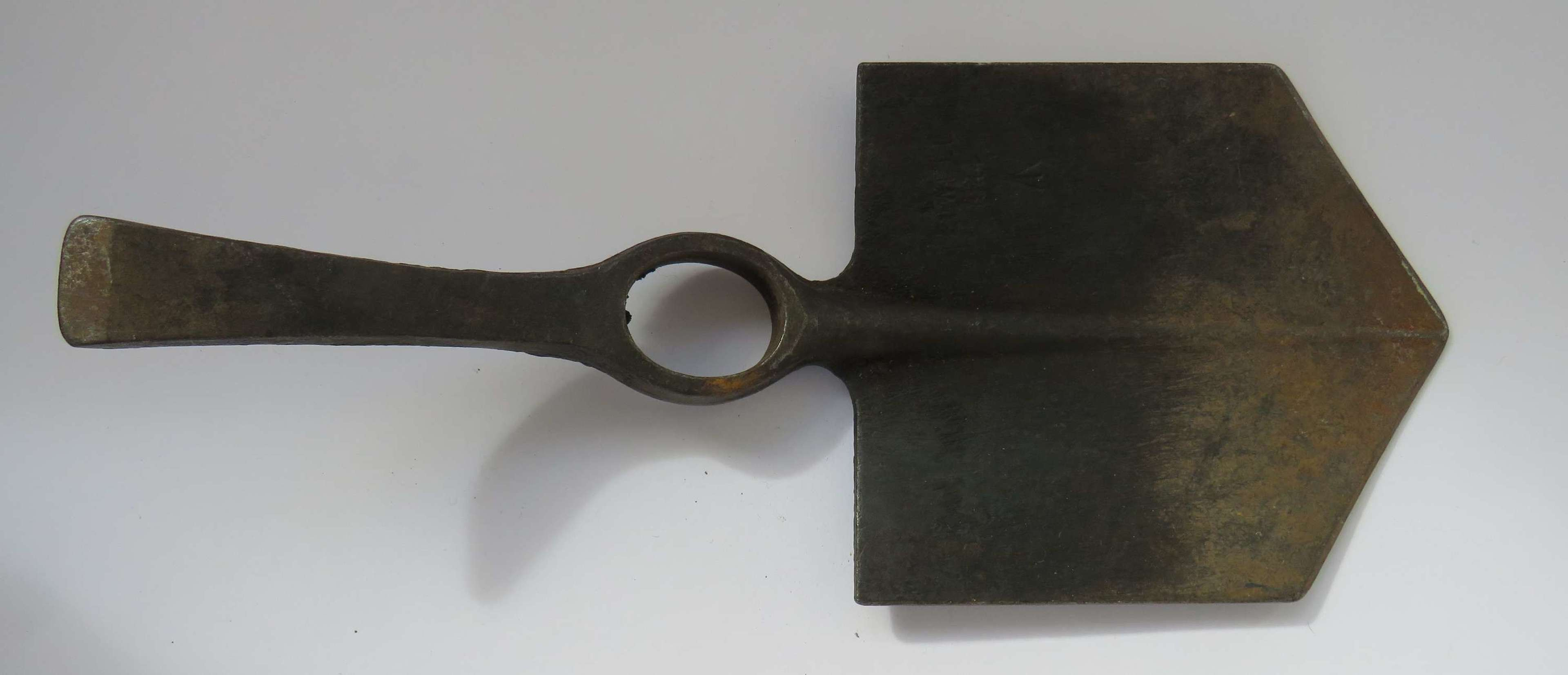1944 Dated Entrenching Tool Head